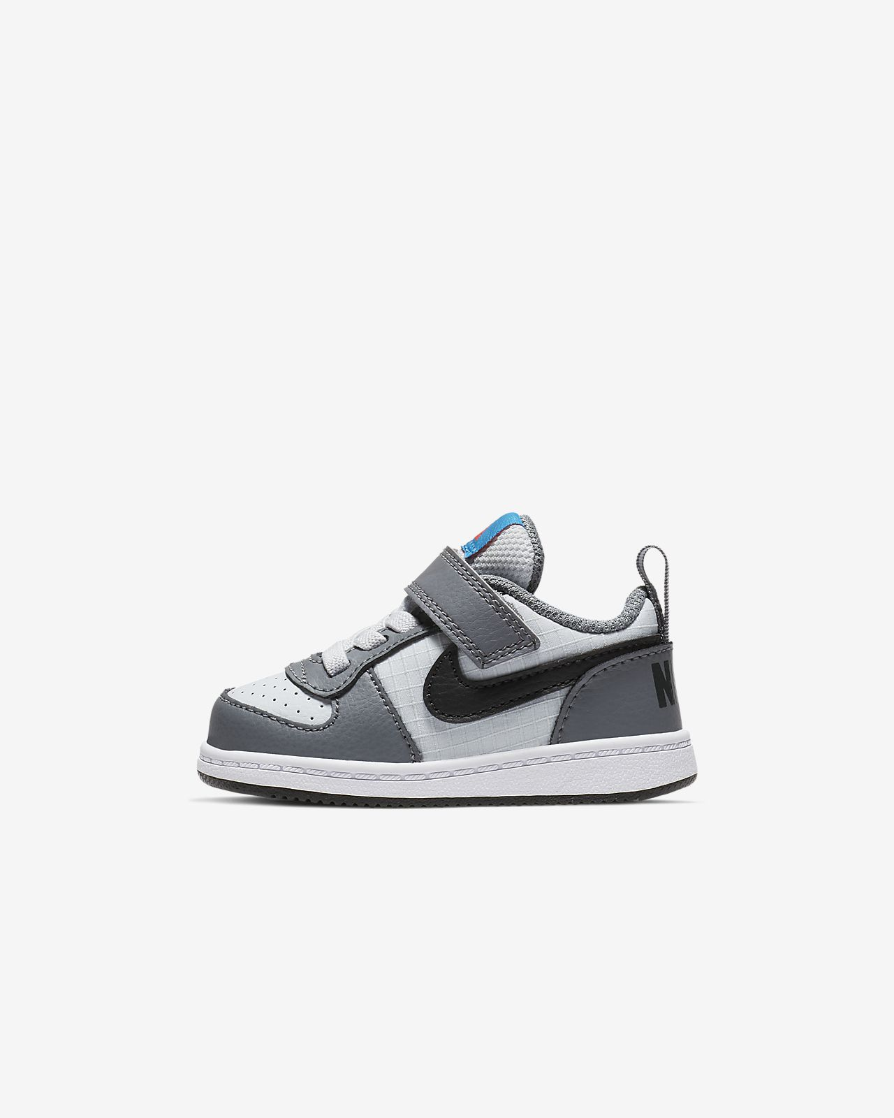 NikeCourt Borough Low Baby & Toddler Shoe