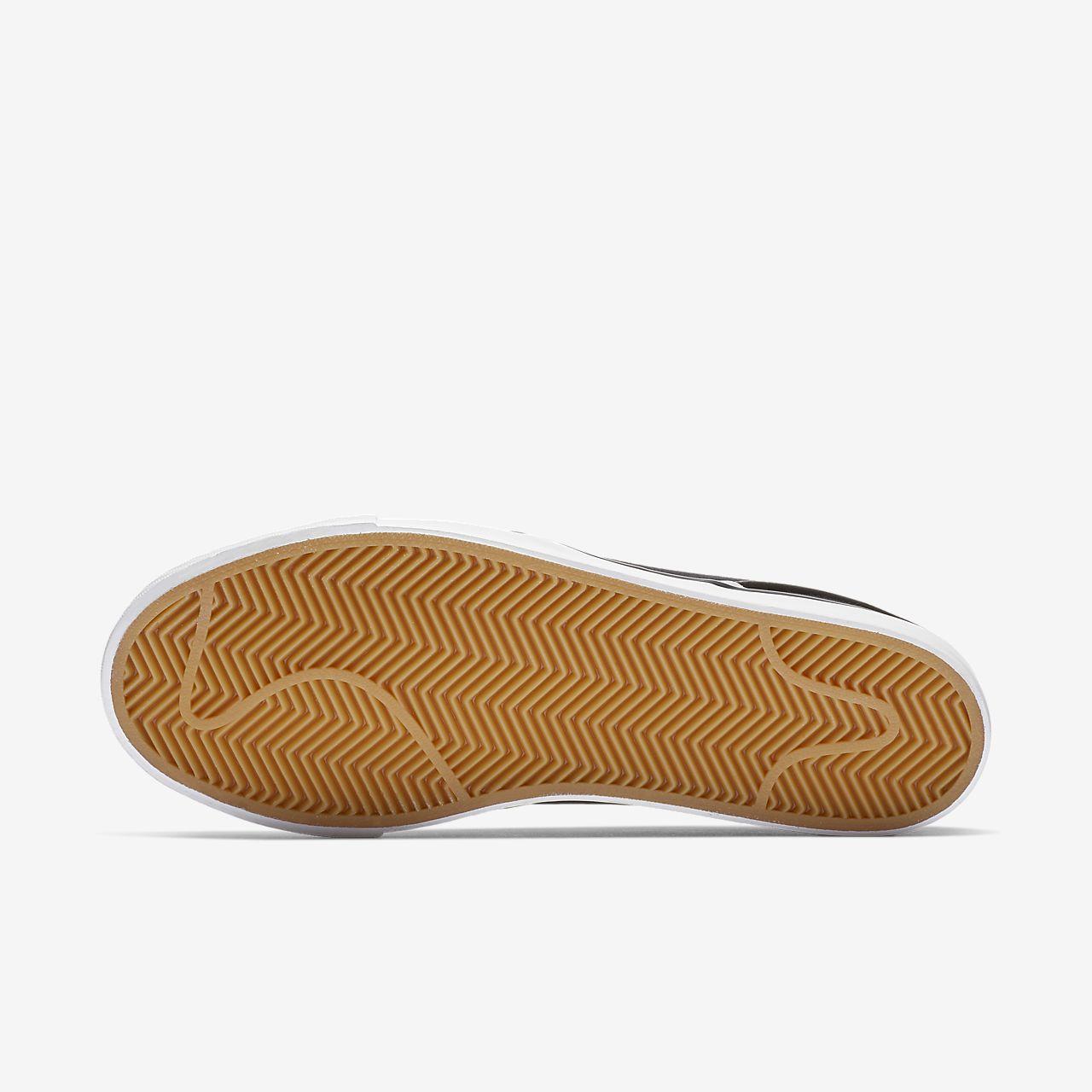 Nike SB - Zoom Stefan Janoski Skateboarding - Baskets - Noir 615957-028 - Noir WX35NS
