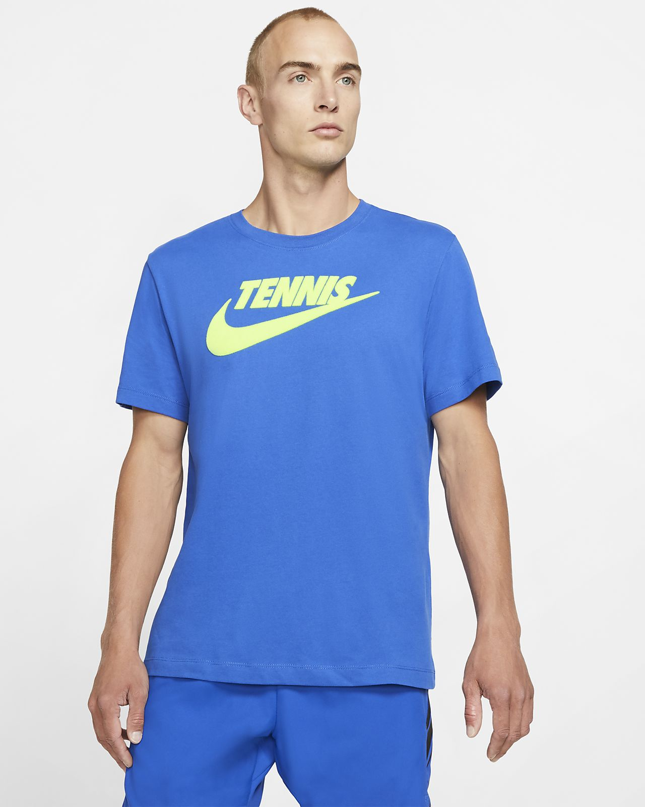 NikeCourt Dri FIT Men's Graphic Tennis T Shirt