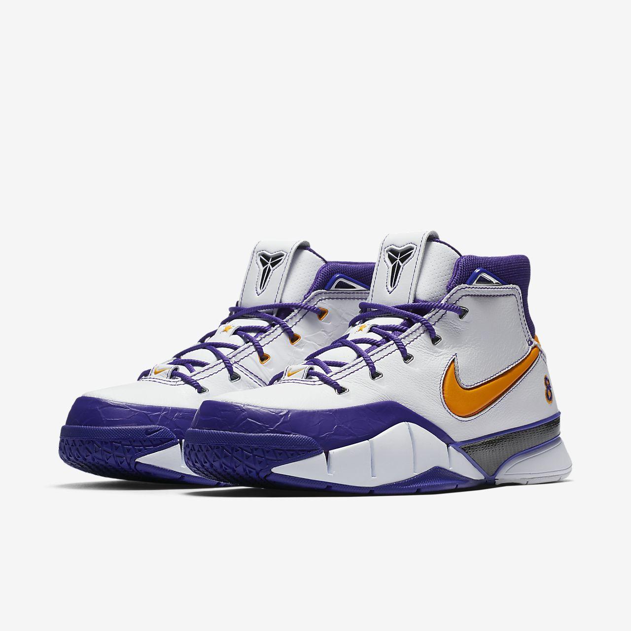 hot sale online a40a0 d4b20 Kobe 1 Protro Basketball Shoe. Nike.com MY