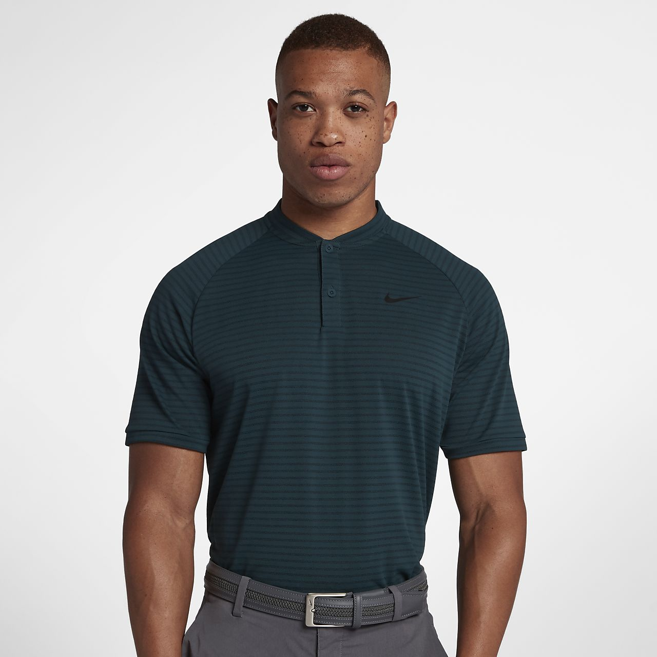 Nike Zonal Cooling Tw Mens Golf Polo Nike