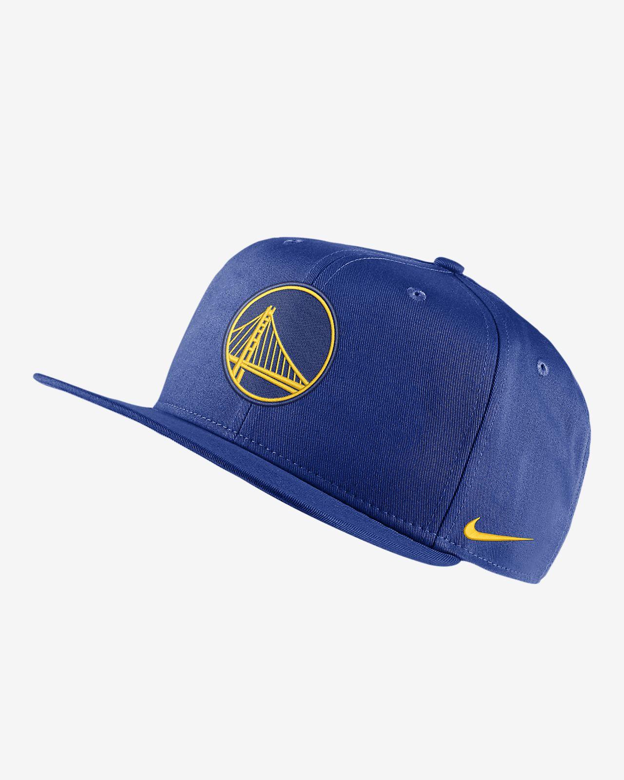 Golden State Warriors Nike Pro NBA caps