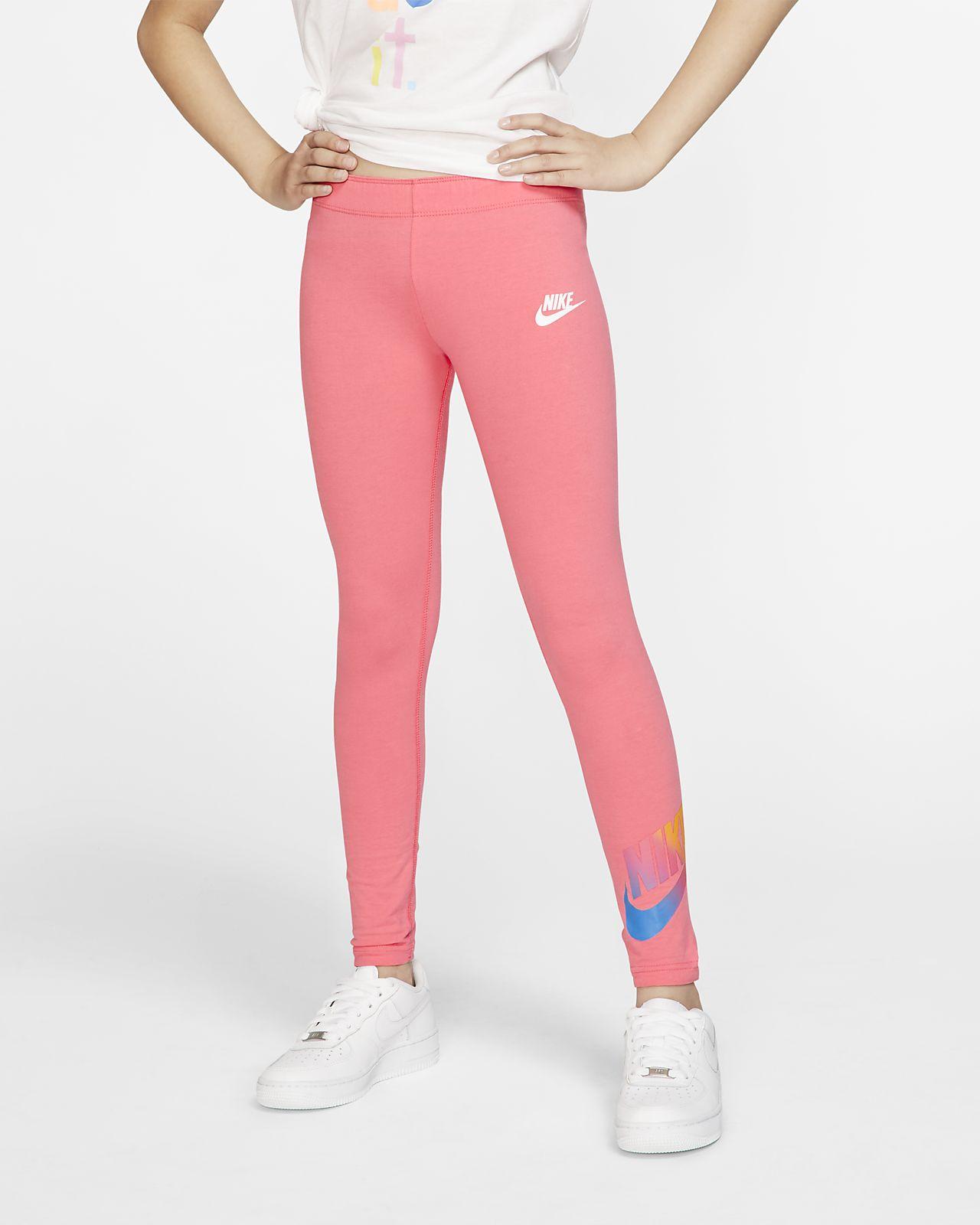 เลกกิ้งเด็กโต Nike Sportswear (หญิง)