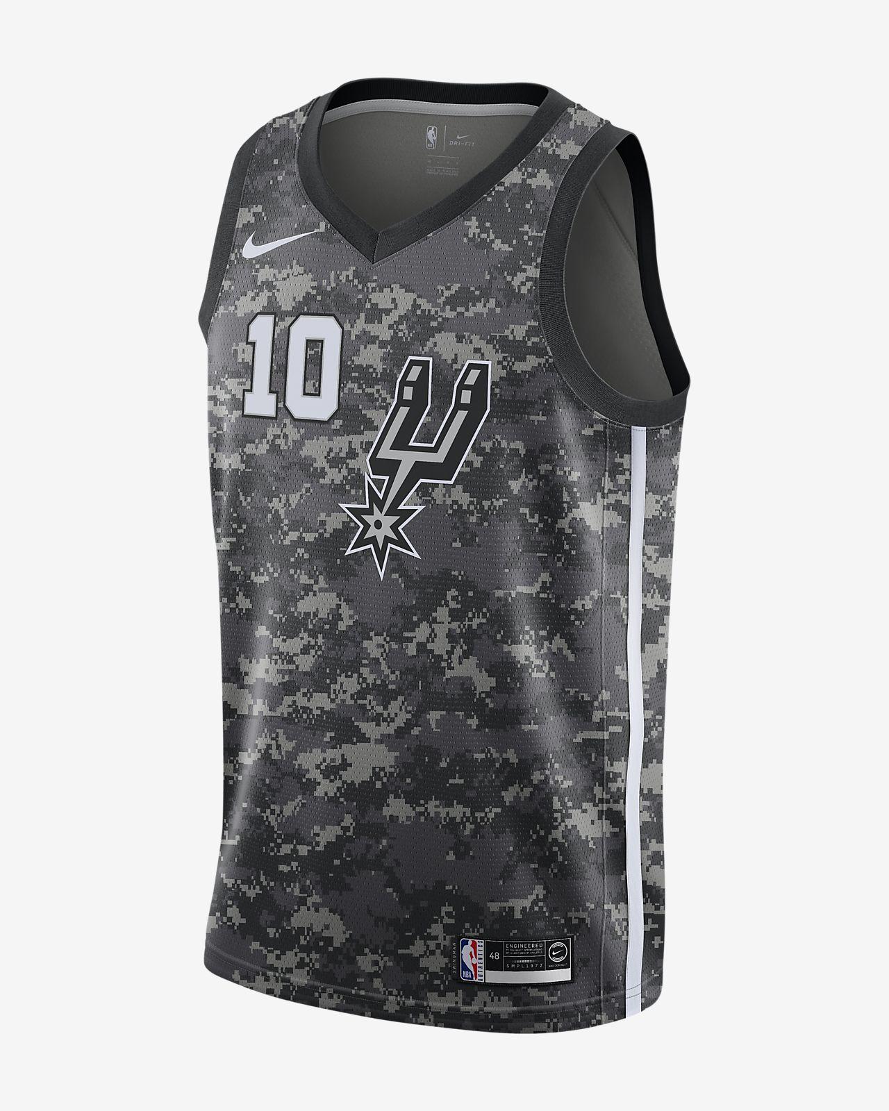 DeMar DeRozan Spurs – City Edition Nike NBA Swingman Jersey