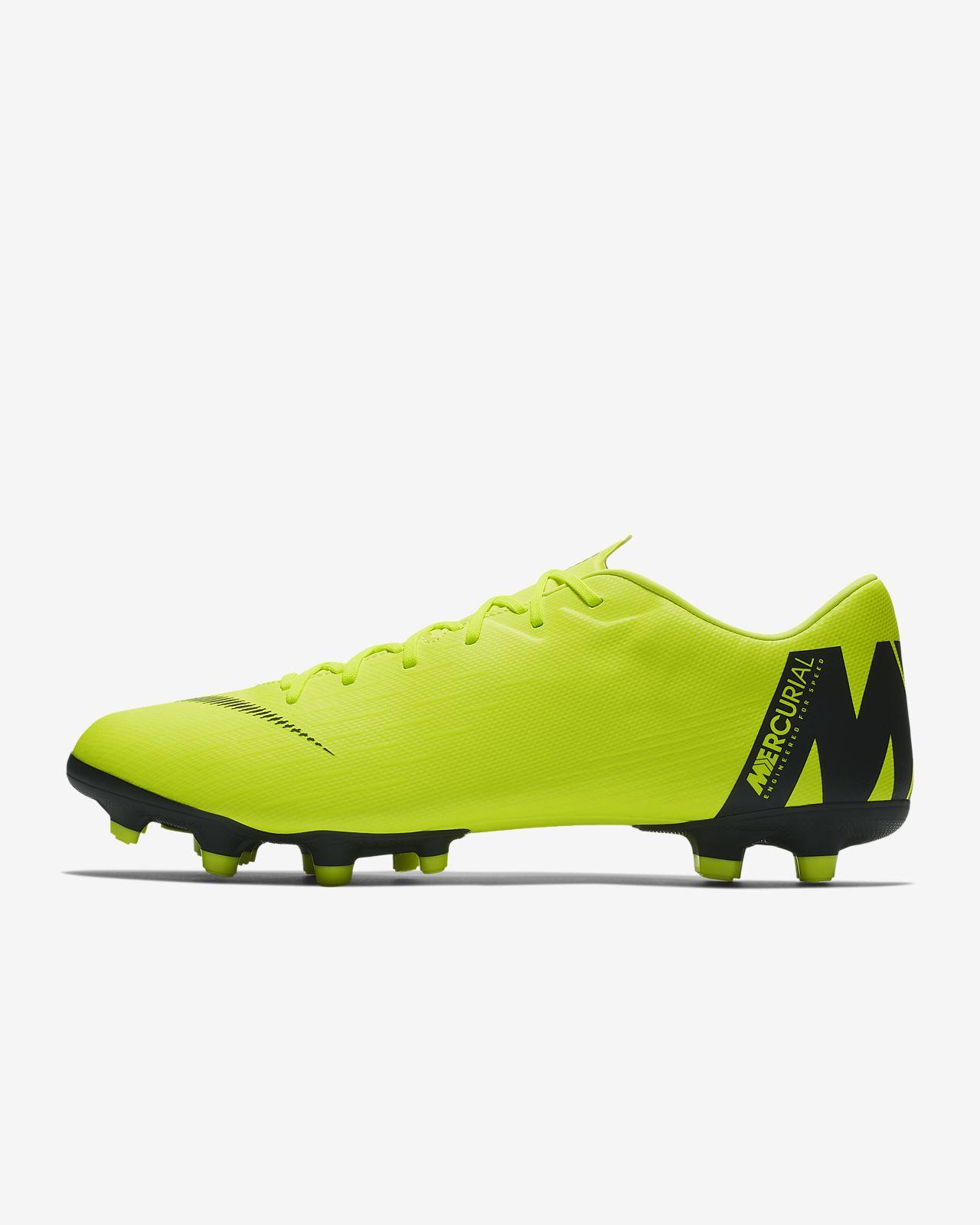 Футбольные бутсы для игры на разных покрытиях Nike Mercurial Vapor XII  Academy b083fcaa621