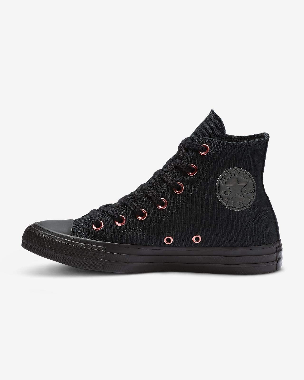 Chuck Taylor All Star Hearts High Top Unisex Shoe
