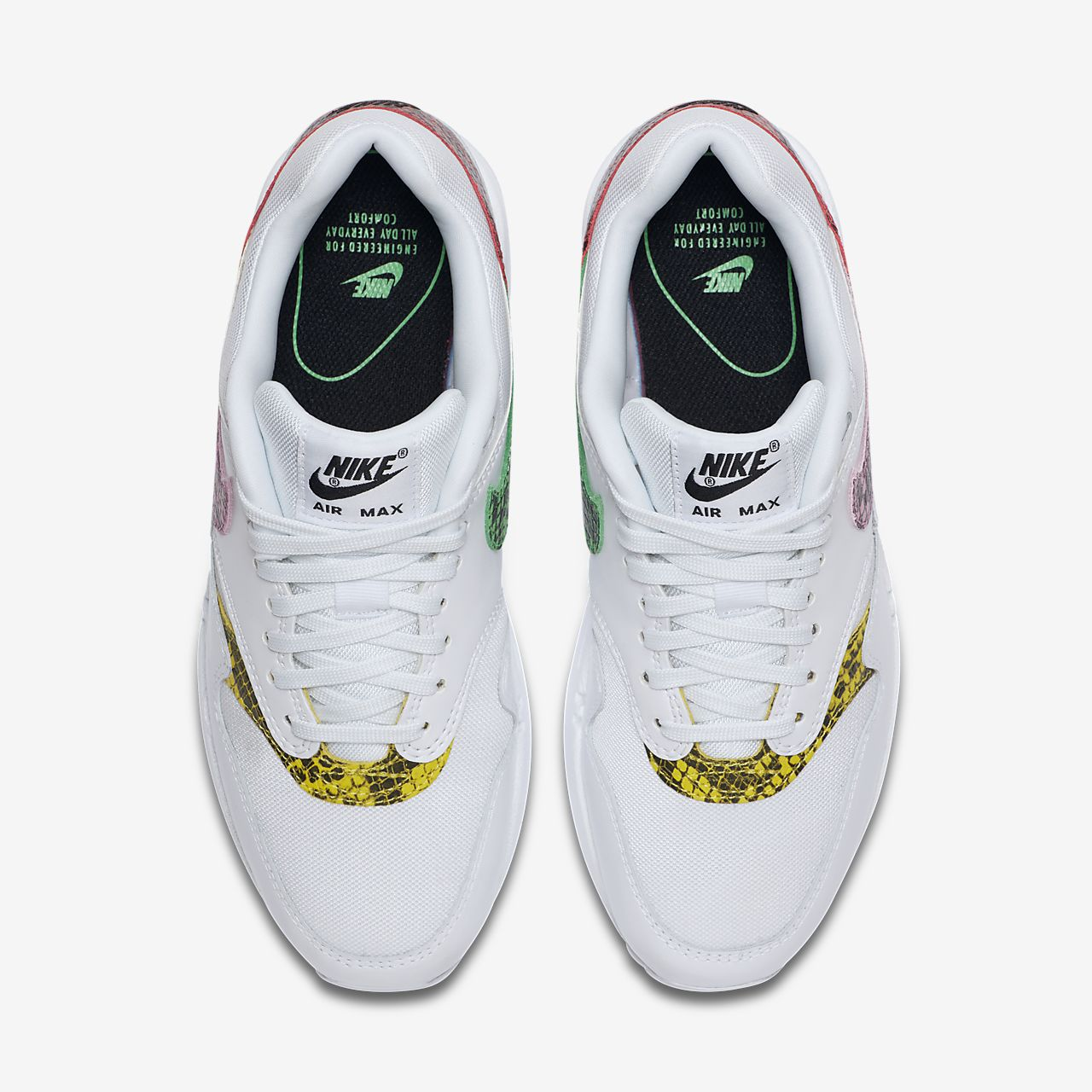 buy online 82425 70139 ... Nike Air Max 1 Premium Animal Women s Shoe