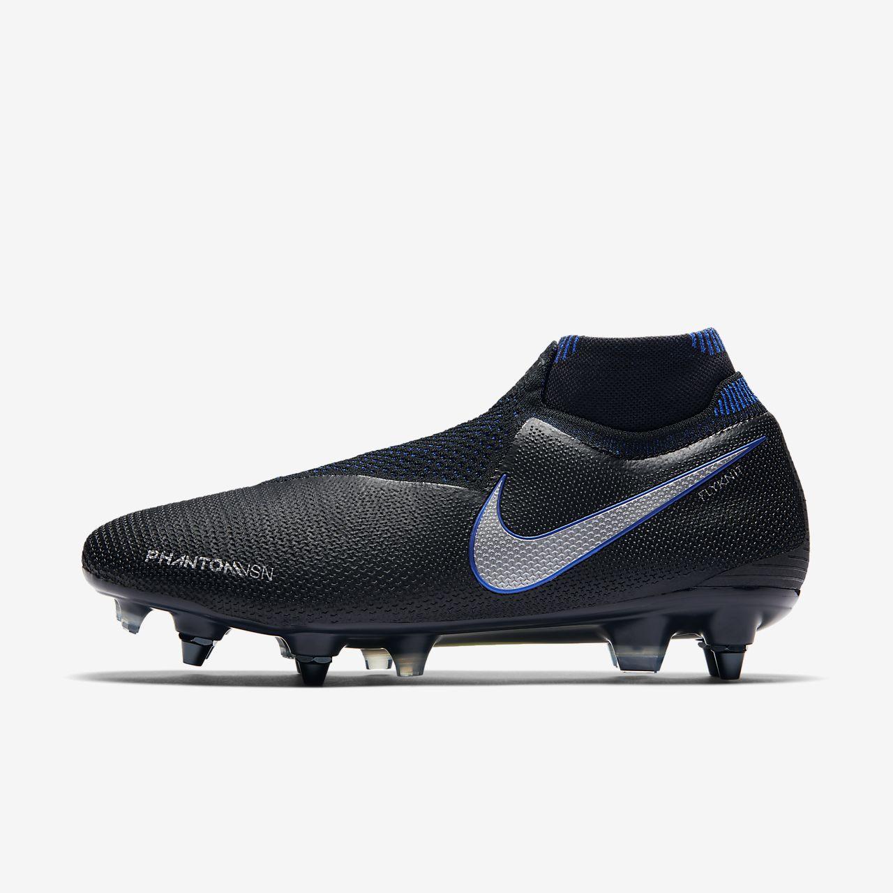 Ποδοσφαιρικό παπούτσι Nike Phantom Vision Elite Dynamic Fit Anti-Clog SG-PRO