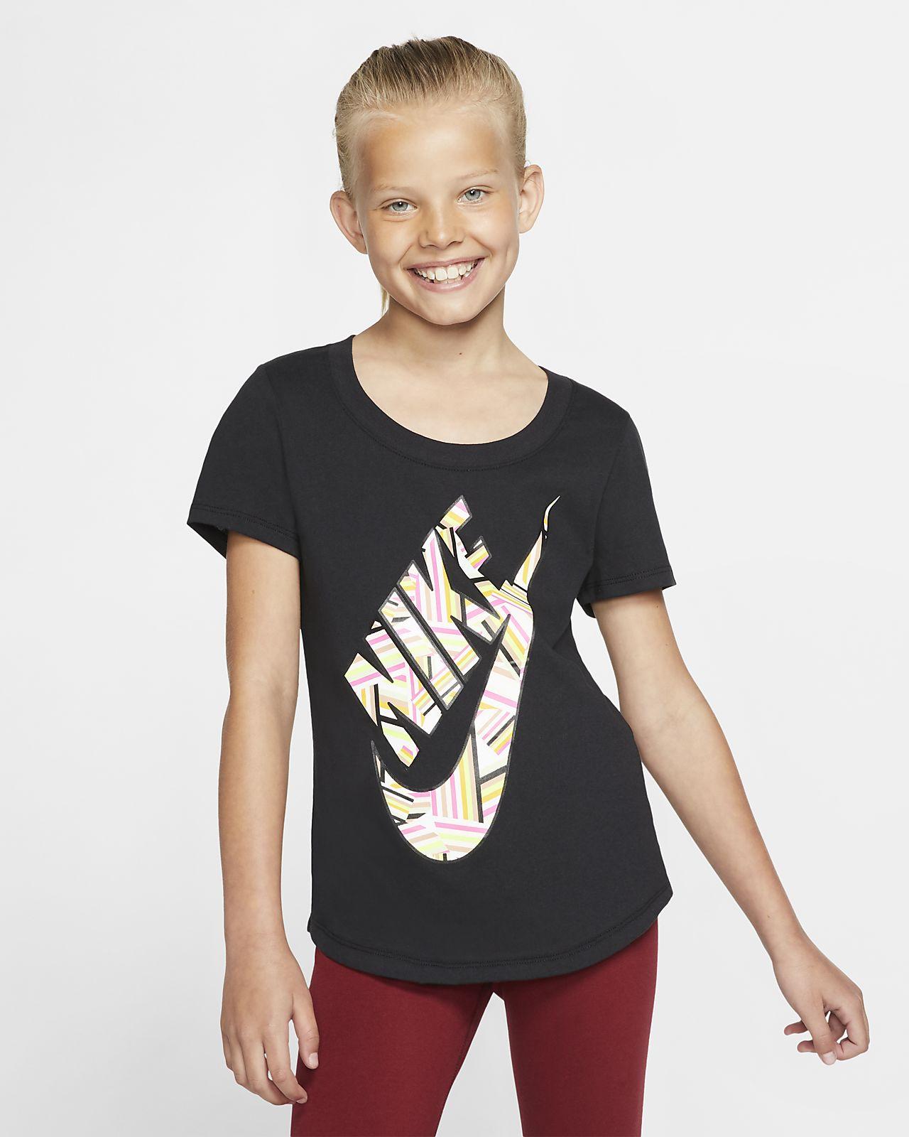 27d4e9b3f8b Nike Dri-FIT Older Kids  (Girls ) Training T-Shirt. Nike.com NZ