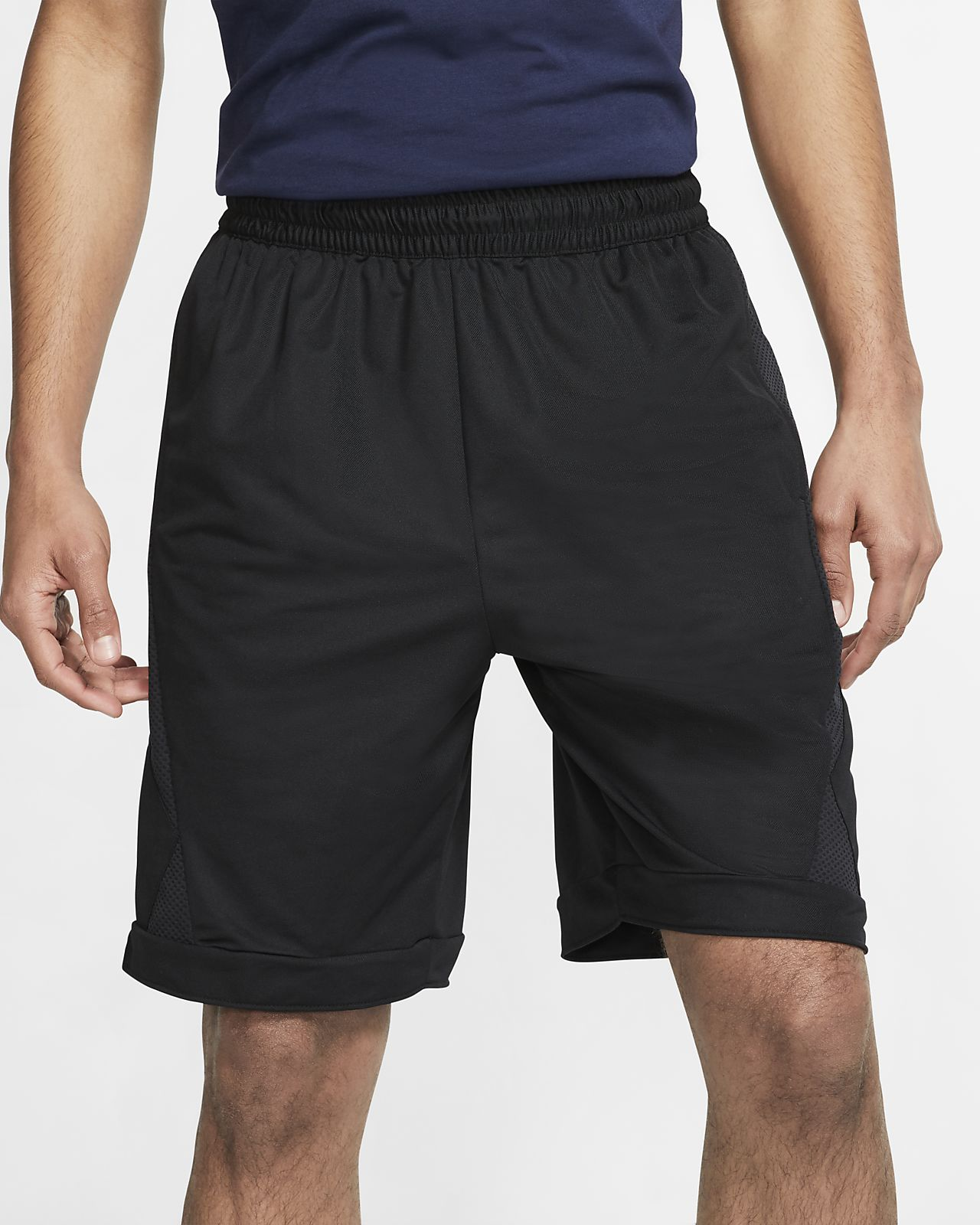 e78ce31b5cb032 Jordan Authentic Triangle Men s Basketball Shorts. Nike.com