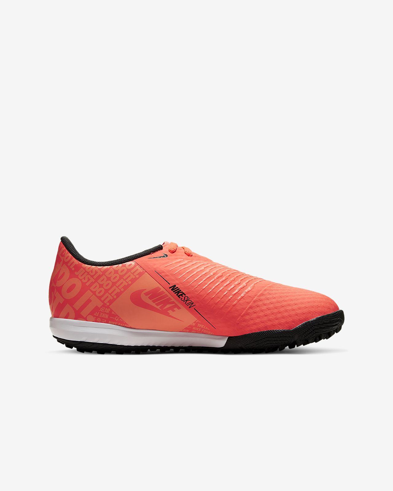 Chaussure de football pour surface synthétique Nike Jr. Phantom Venom Academy TF pour Jeune enfantEnfant plus âgé