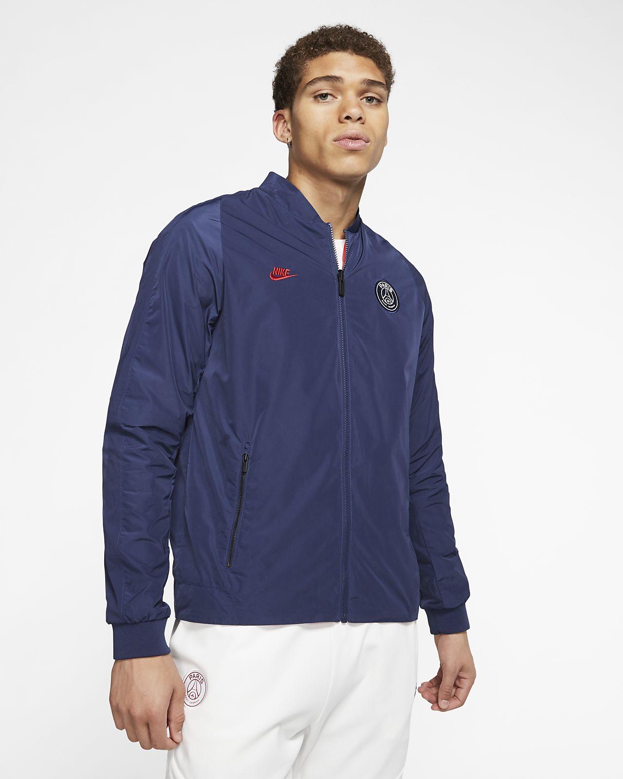 Paris Saint-Germain Men's Reversible Jacket