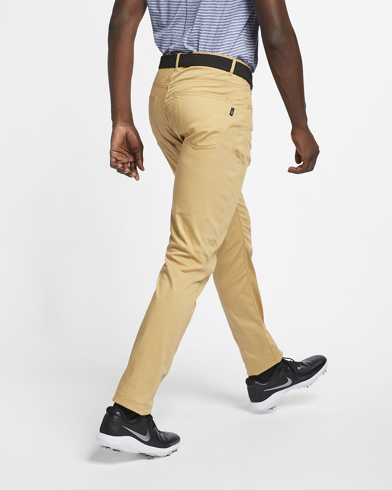 f676d9fa424be Nike Flex Men s Slim-Fit 5-Pocket Golf Trousers. Nike.com LU