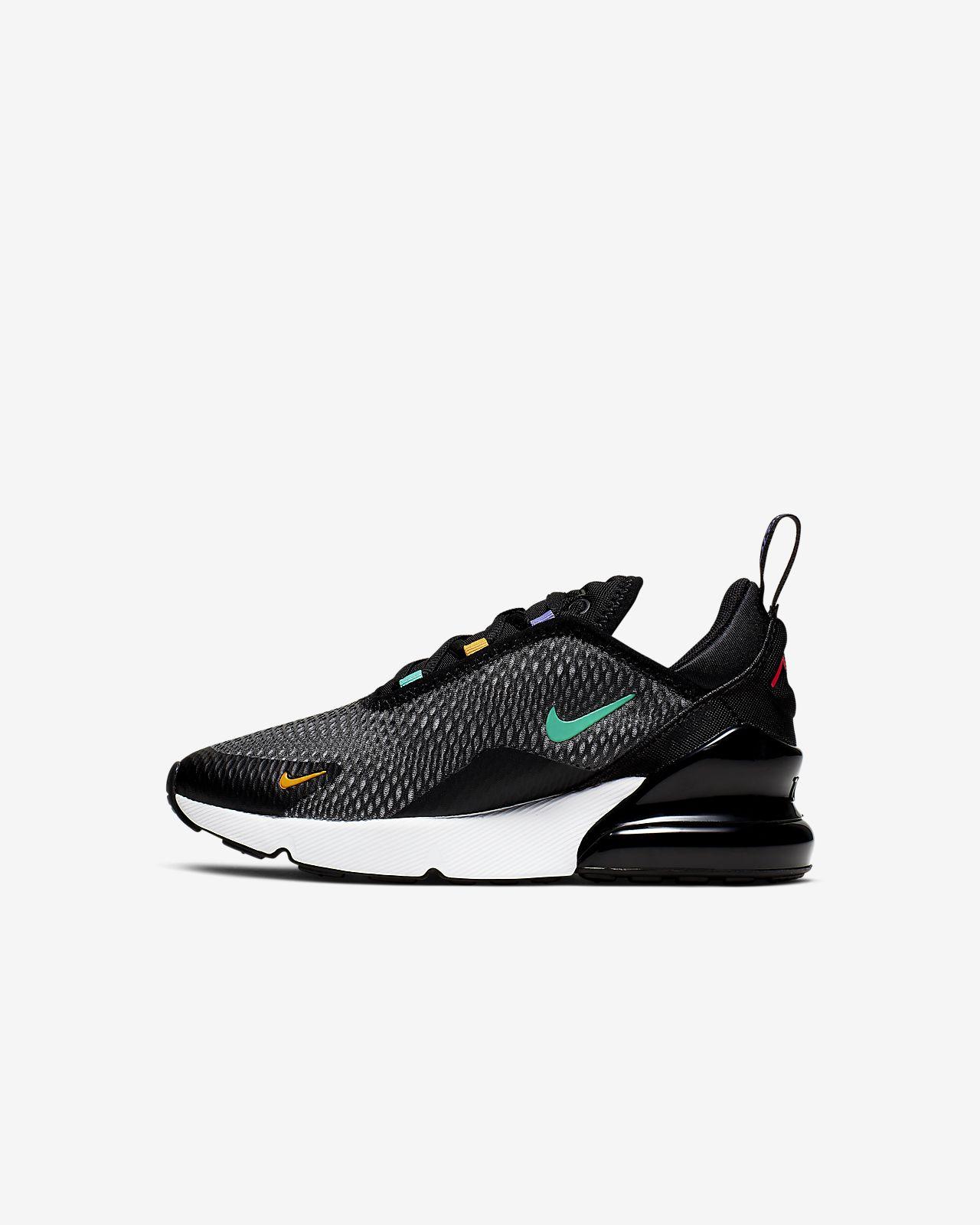 Nike Air Max 270 Game Change-sko til små børn