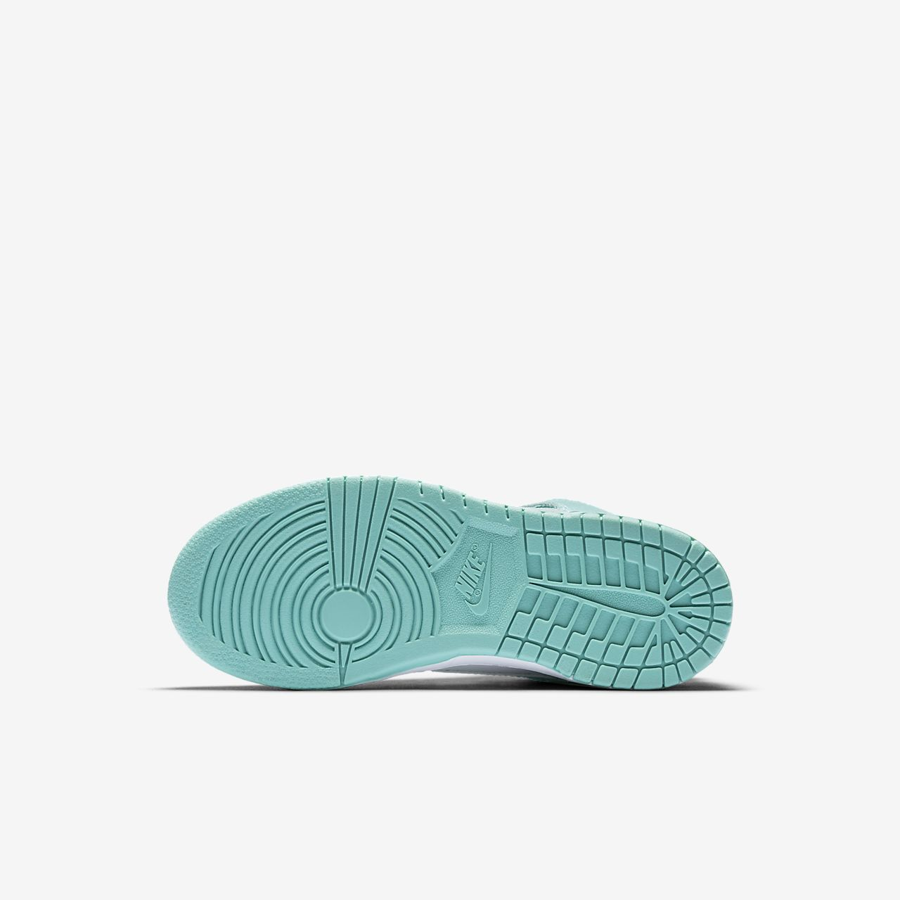 ... Nike Dunk High Little Kids\u0027 Shoe