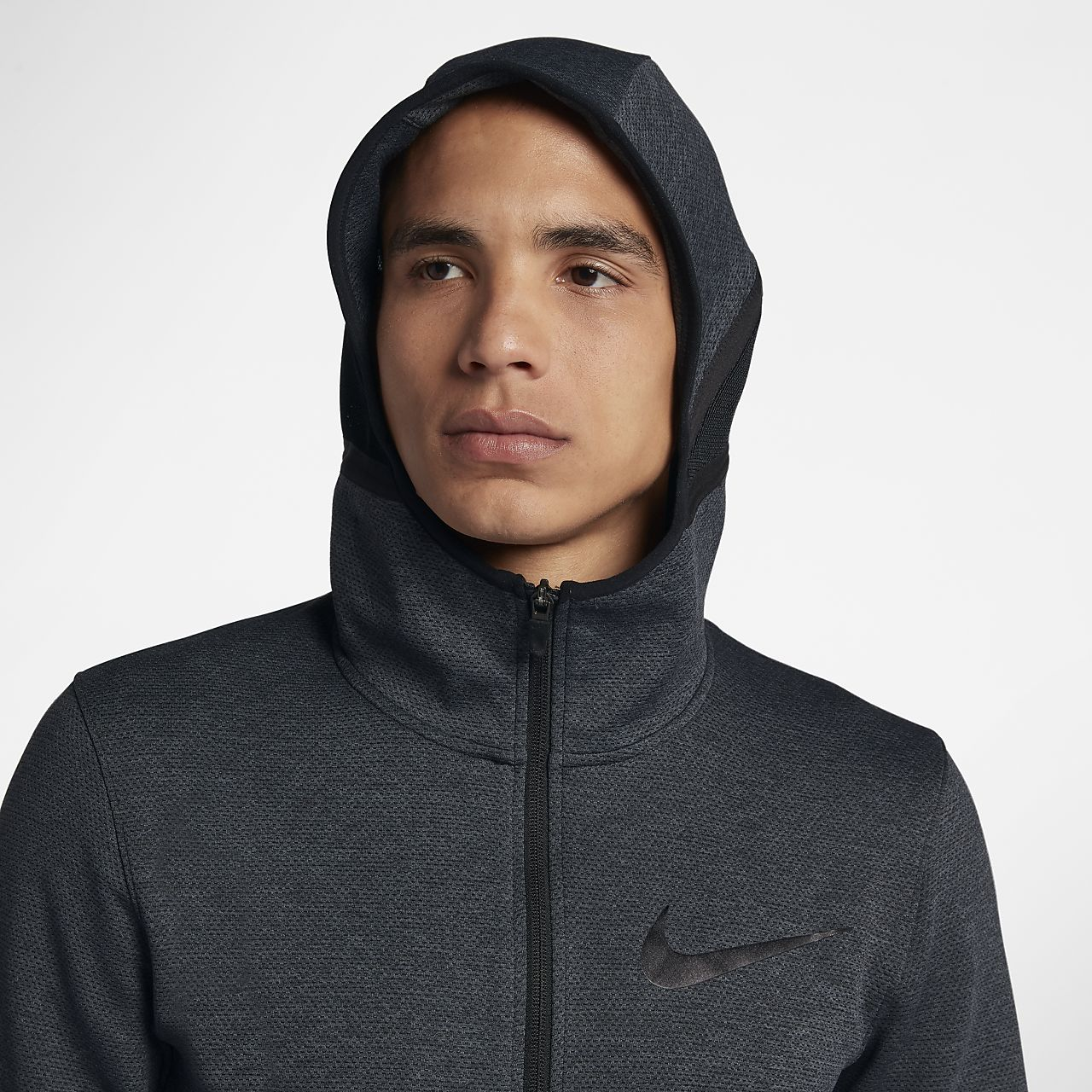 eac80cf96f12 Nike Therma Flex Showtime Men s Full-Zip Basketball Hoodie. Nike.com MA