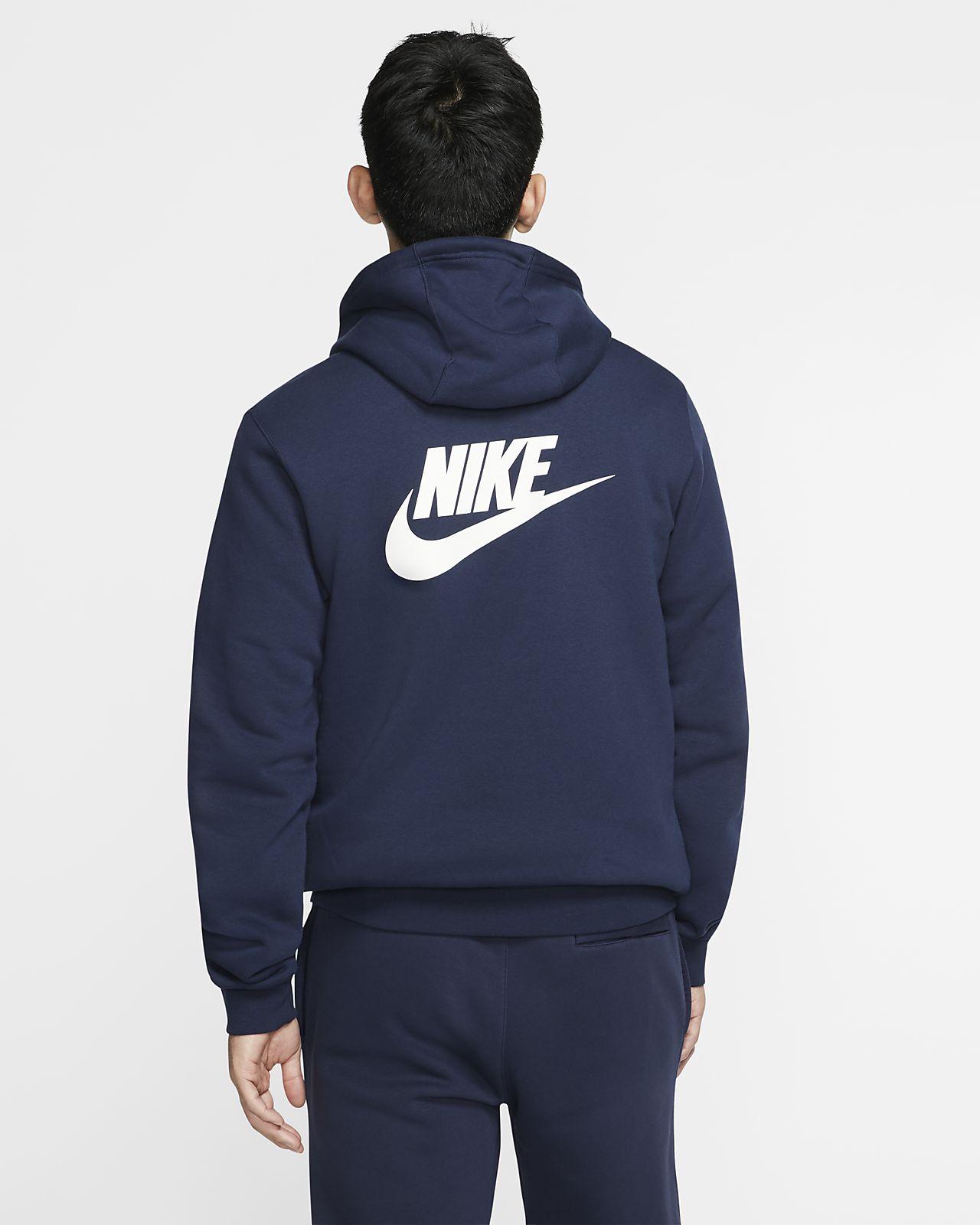 40d0e14ee Nike x Stranger Things Men's Club Hoodie. Nike.com