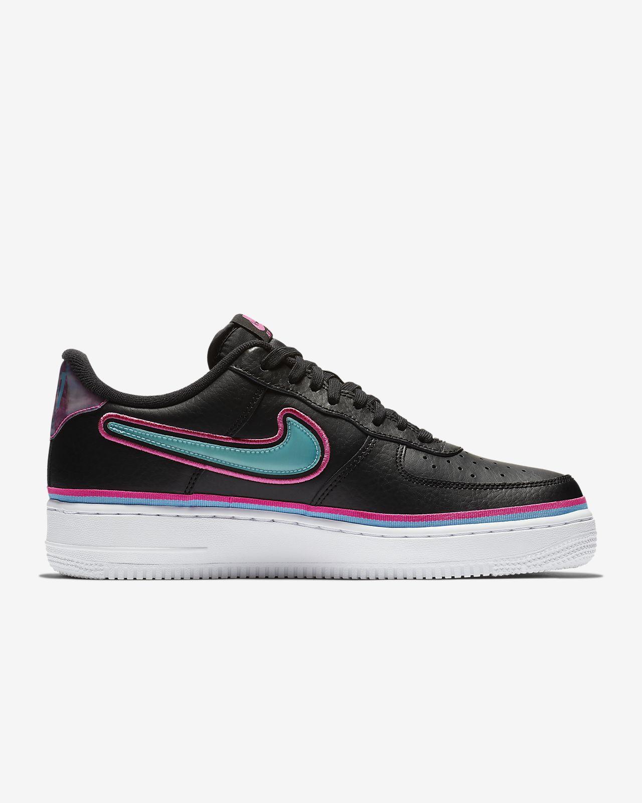 new arrival a619a 5f08d ... Nike Air Force 1  07 LV8 Sport NBA Shoe