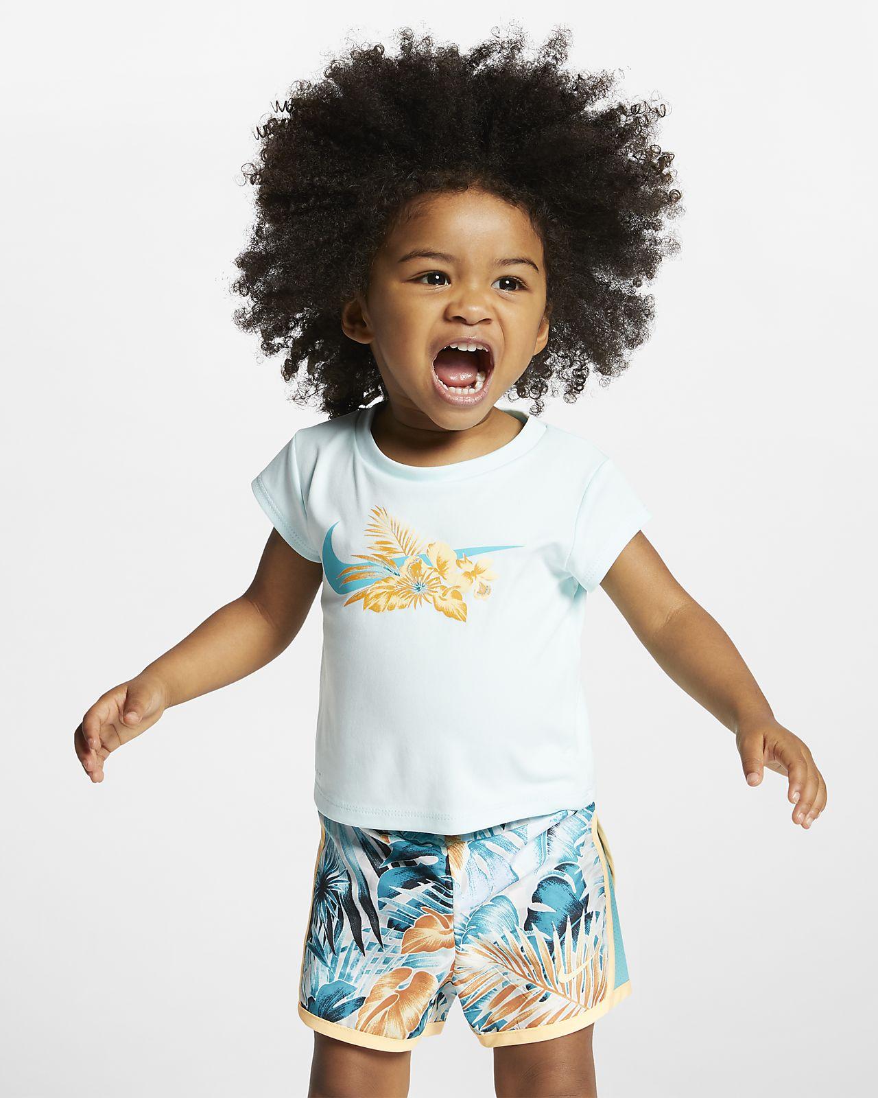 Nike Dri-FIT  Baby (12-24M) 2-Piece Set