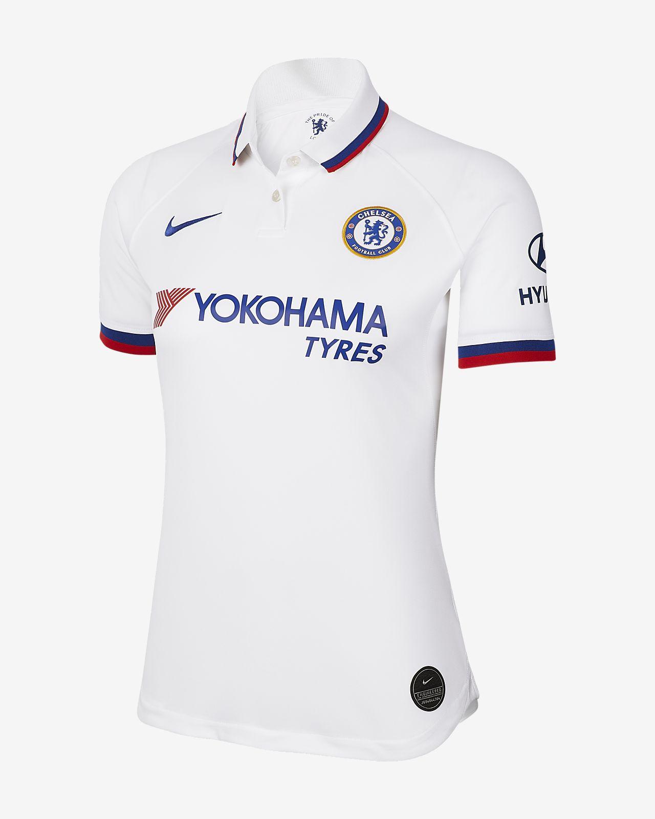 Camiseta de fútbol de visitante para mujer Stadium del Chelsea FC 2019/20