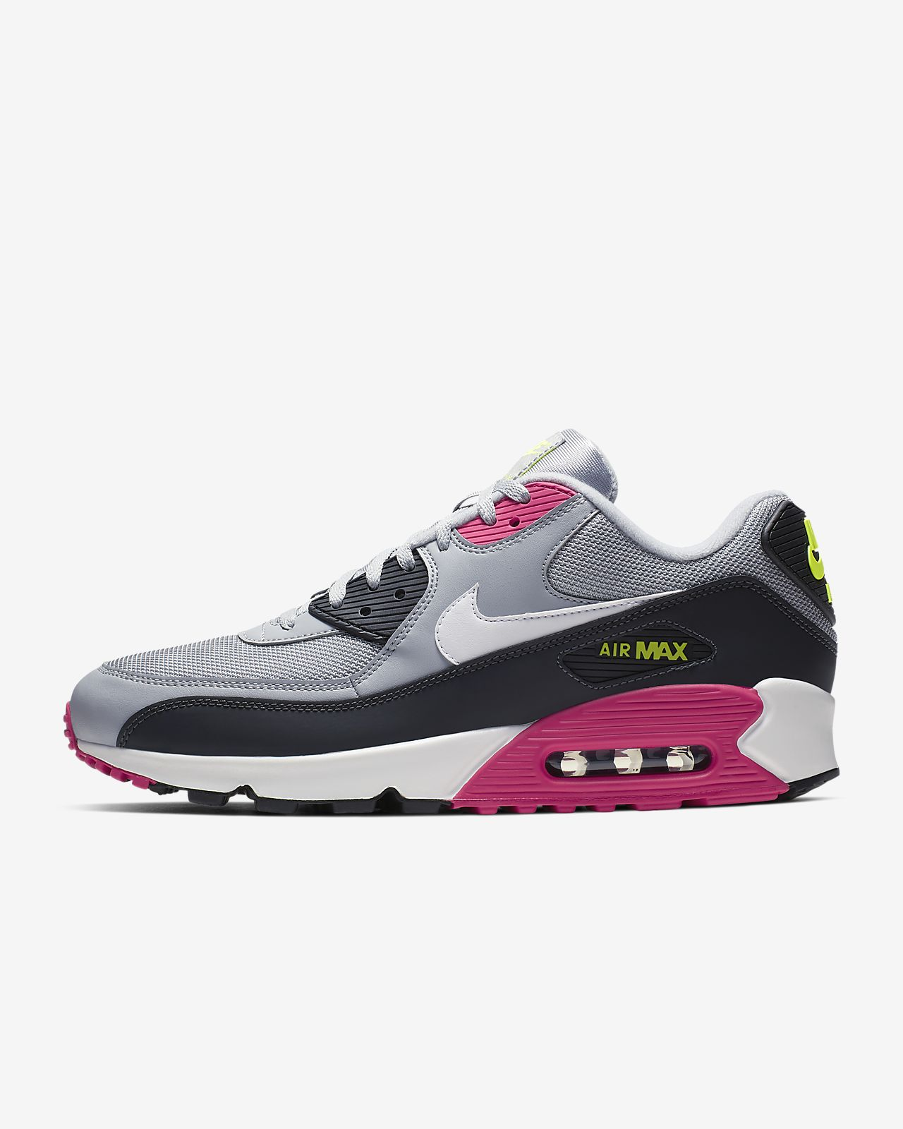 9aa6d2f2728 Nike Air Max 90 Essential Men's Shoe. Nike.com AT