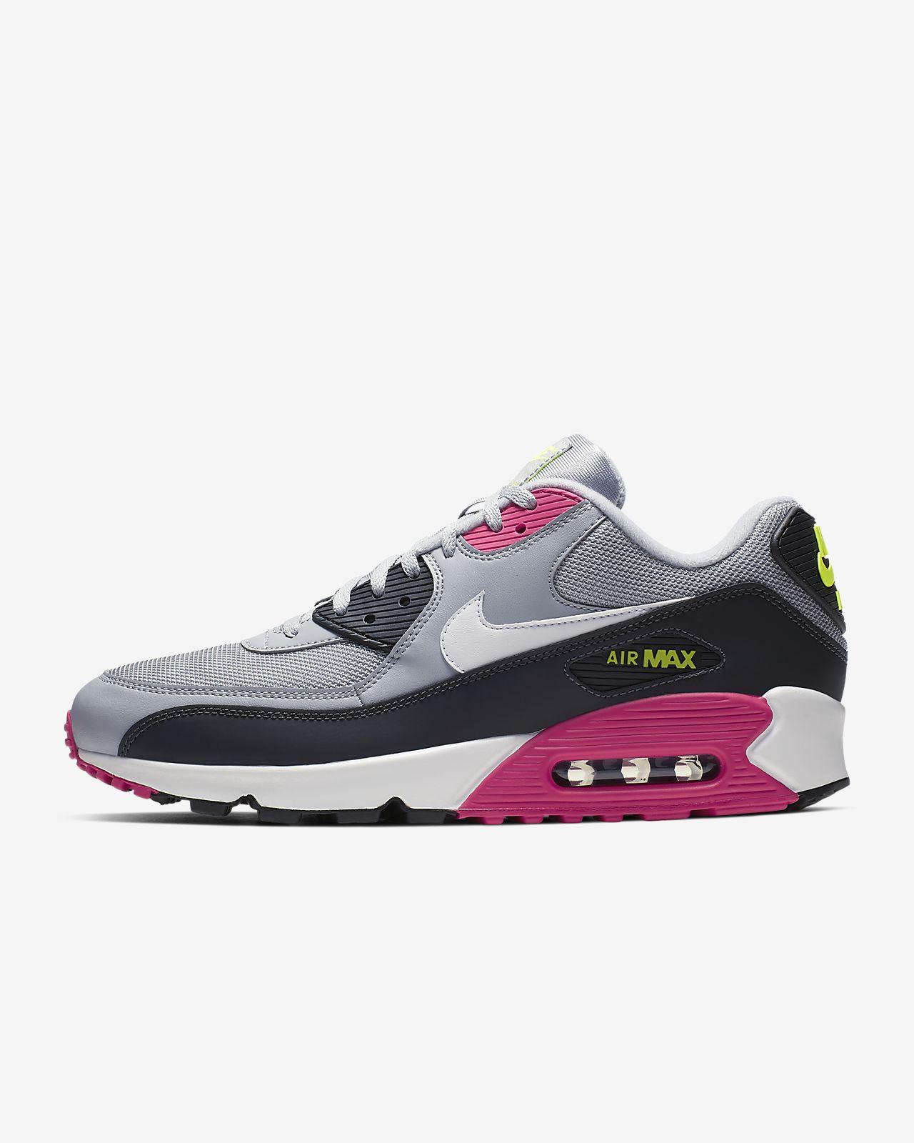 Nike noir volt air max 90 essentiel