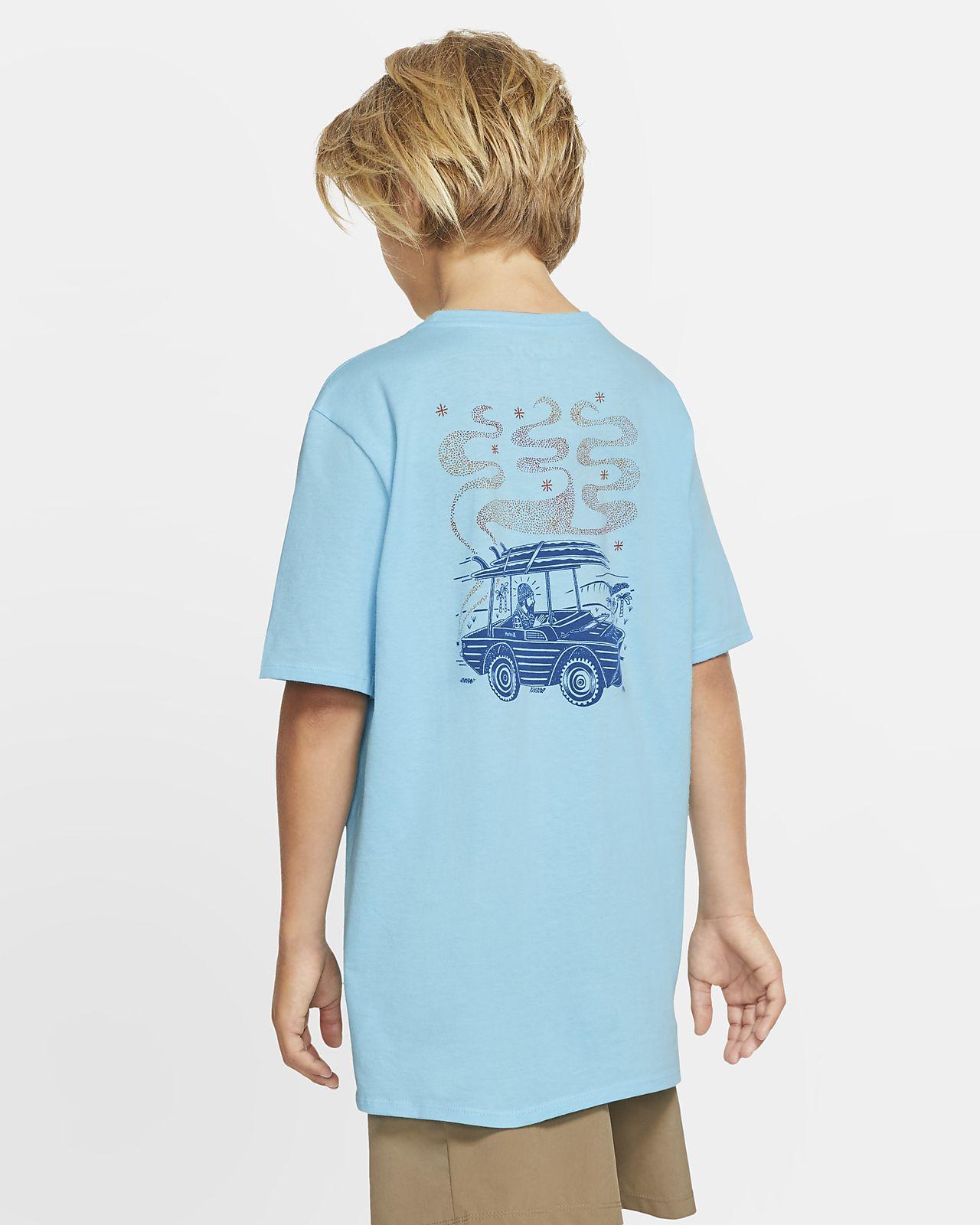 T-shirt Hurley Premium Search And Destroy med premiumpassform för killar