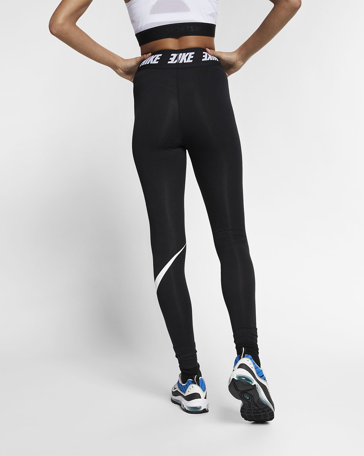 fdb4597983 Nike Sportswear Club Women's High-Rise Leggings