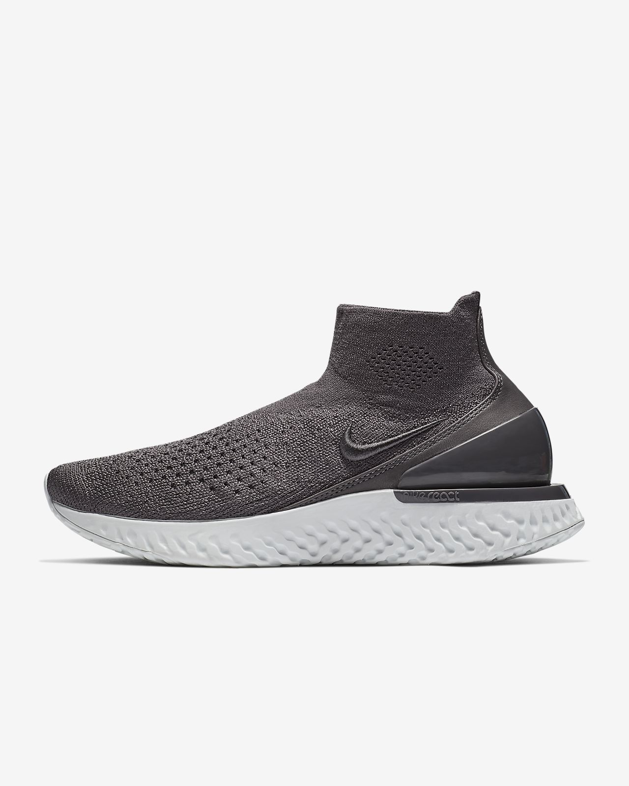 Nike Rise React Flyknit-løbesko til kvinder