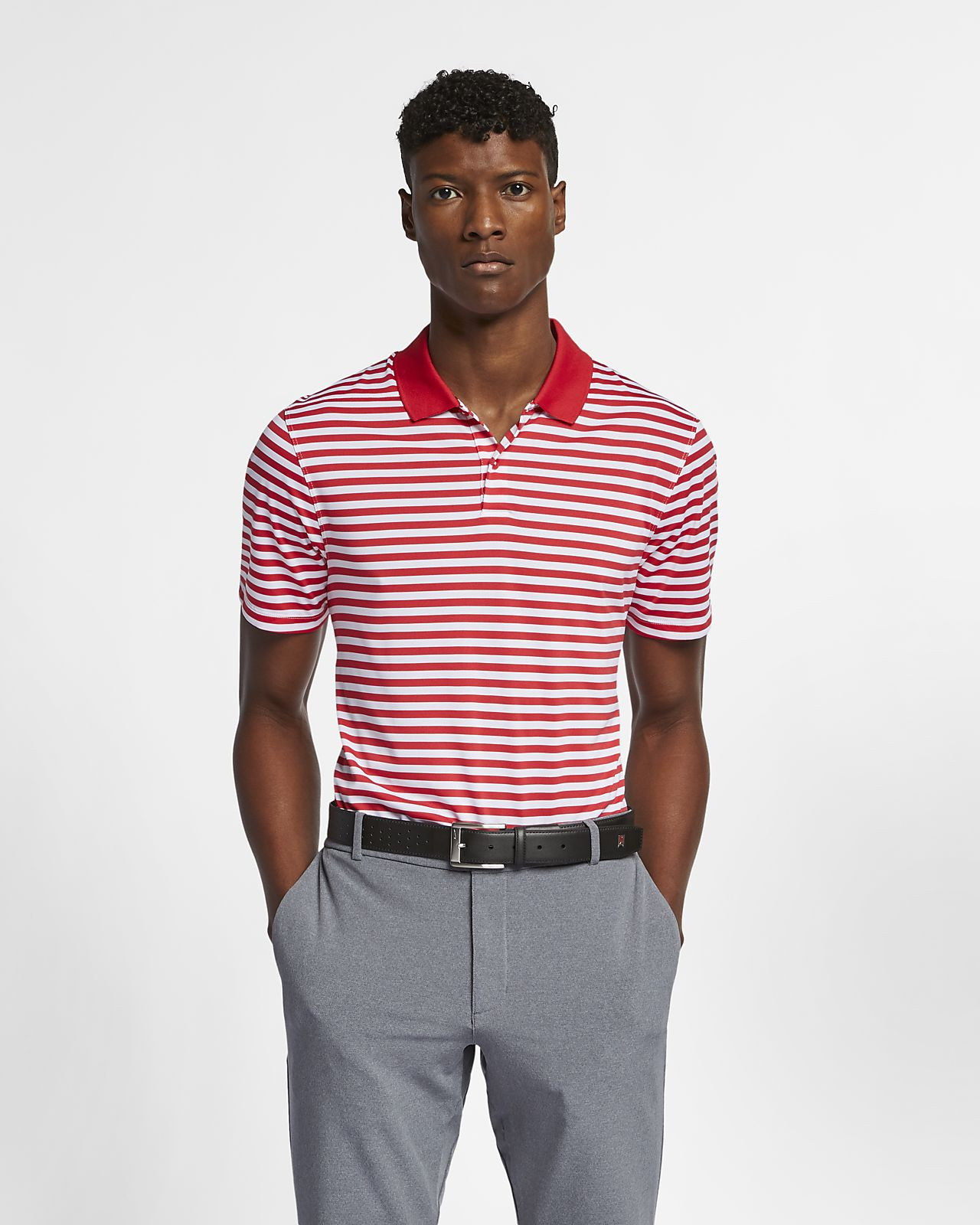 0e93618f9 Nike Dri-FIT Victory Men's Striped Golf Polo. Nike.com