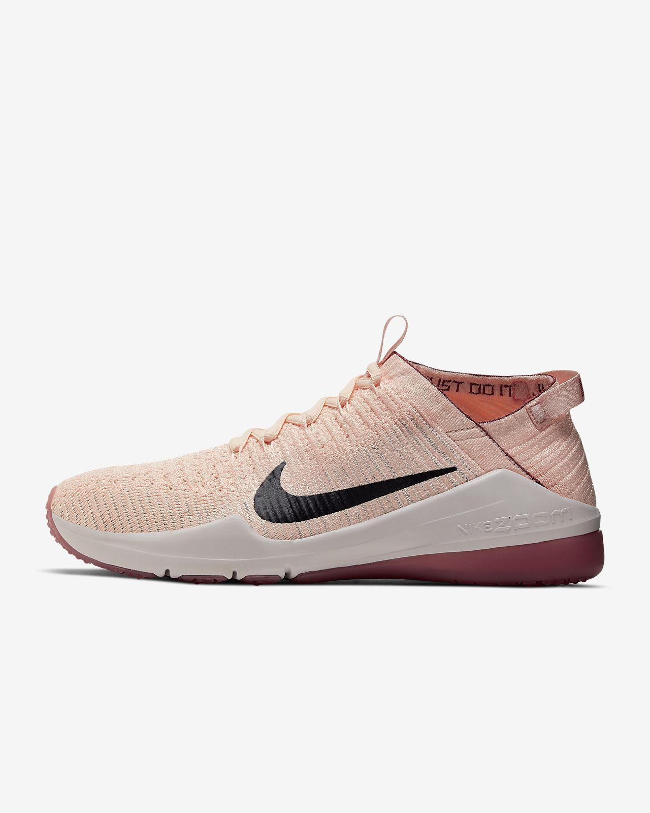 Sko för gym/träning/boxning Nike Air Zoom Fearless Flyknit 2 för kvinnor