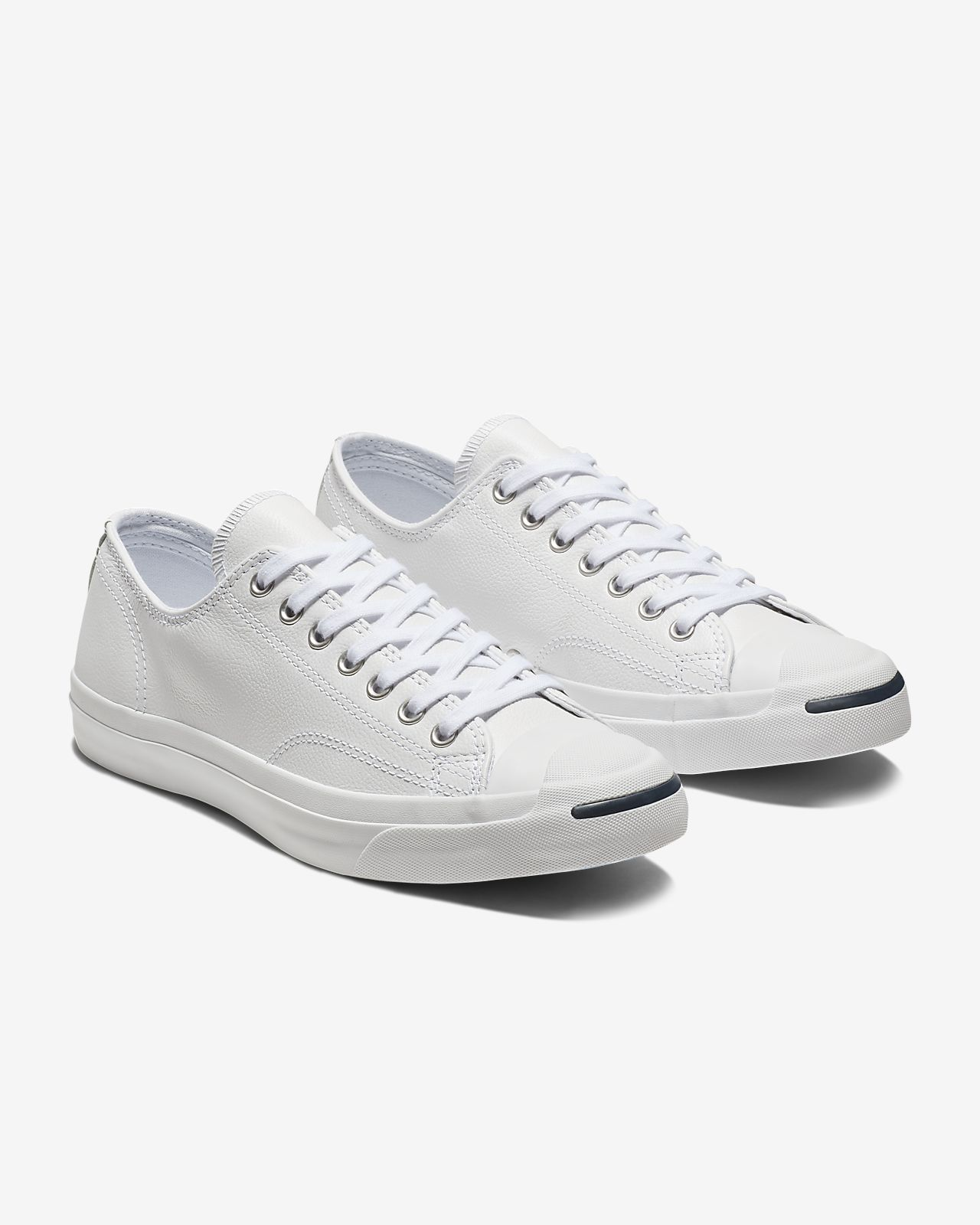 d5a509aab13a ... good converse jack purcell tumbled leather low top unisex shoe 6e3e5  f104c