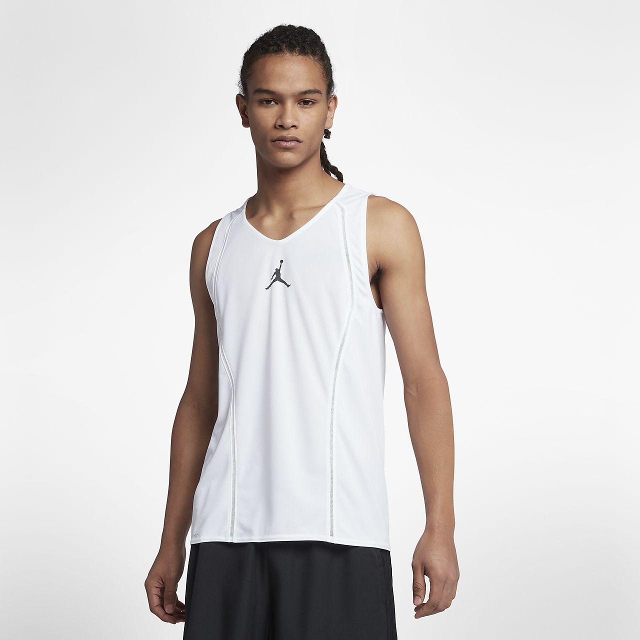 Camiseta de básquetbol para hombre Jordan Ultimate Flight