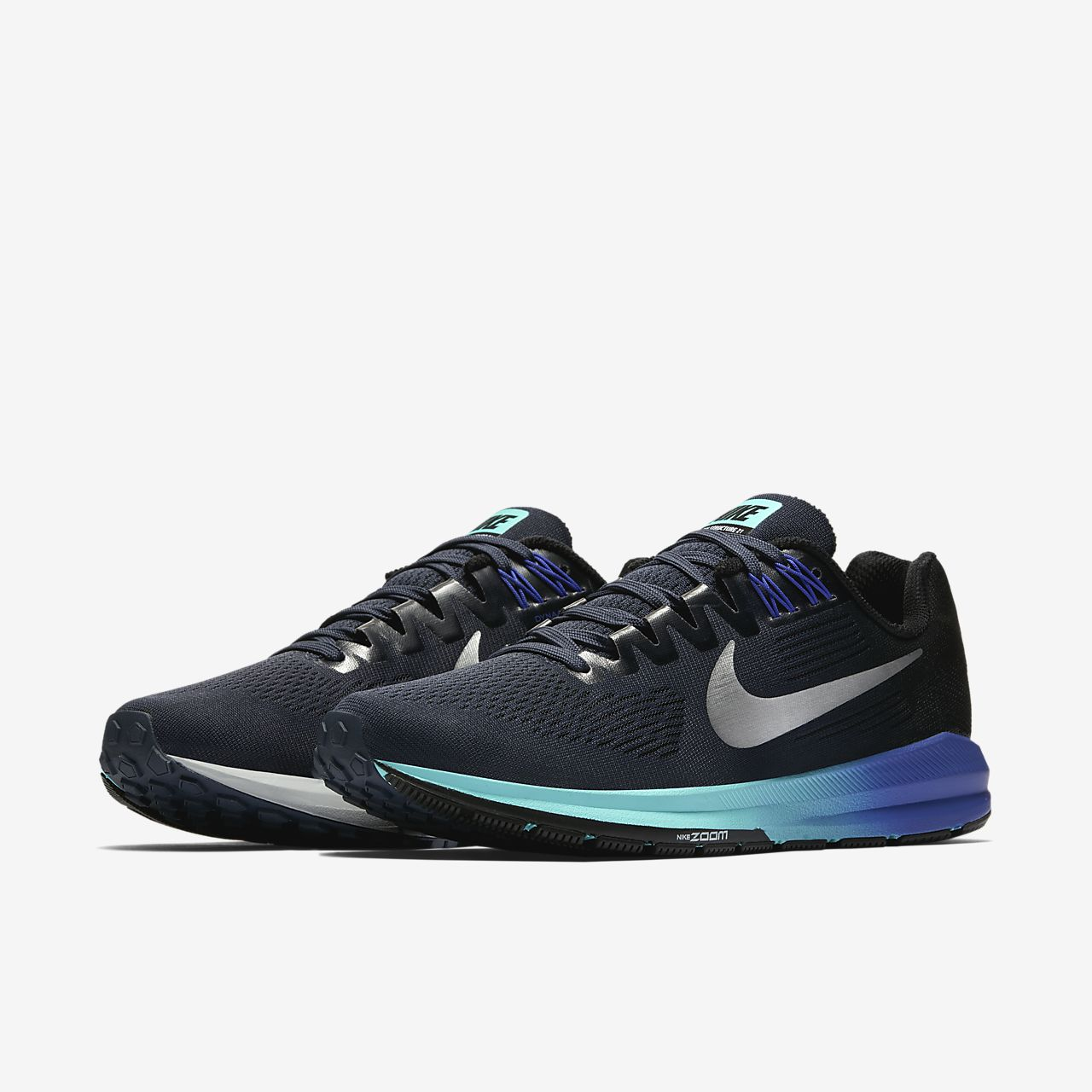 c57159afab2 Nike Air Zoom Structure 21 Women s Running Shoe. Nike.com BE