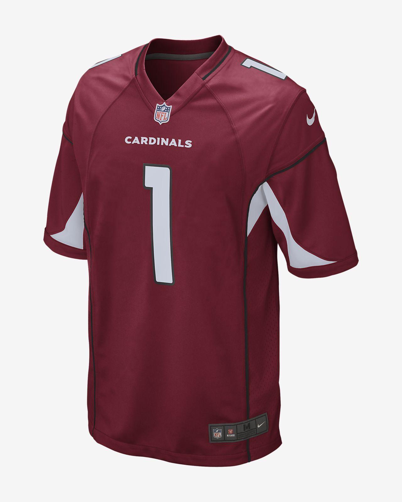 sports shoes d2046 14164 NFL Arizona Cardinals Game Jersey (Kyler Murray) Men's Football Jersey