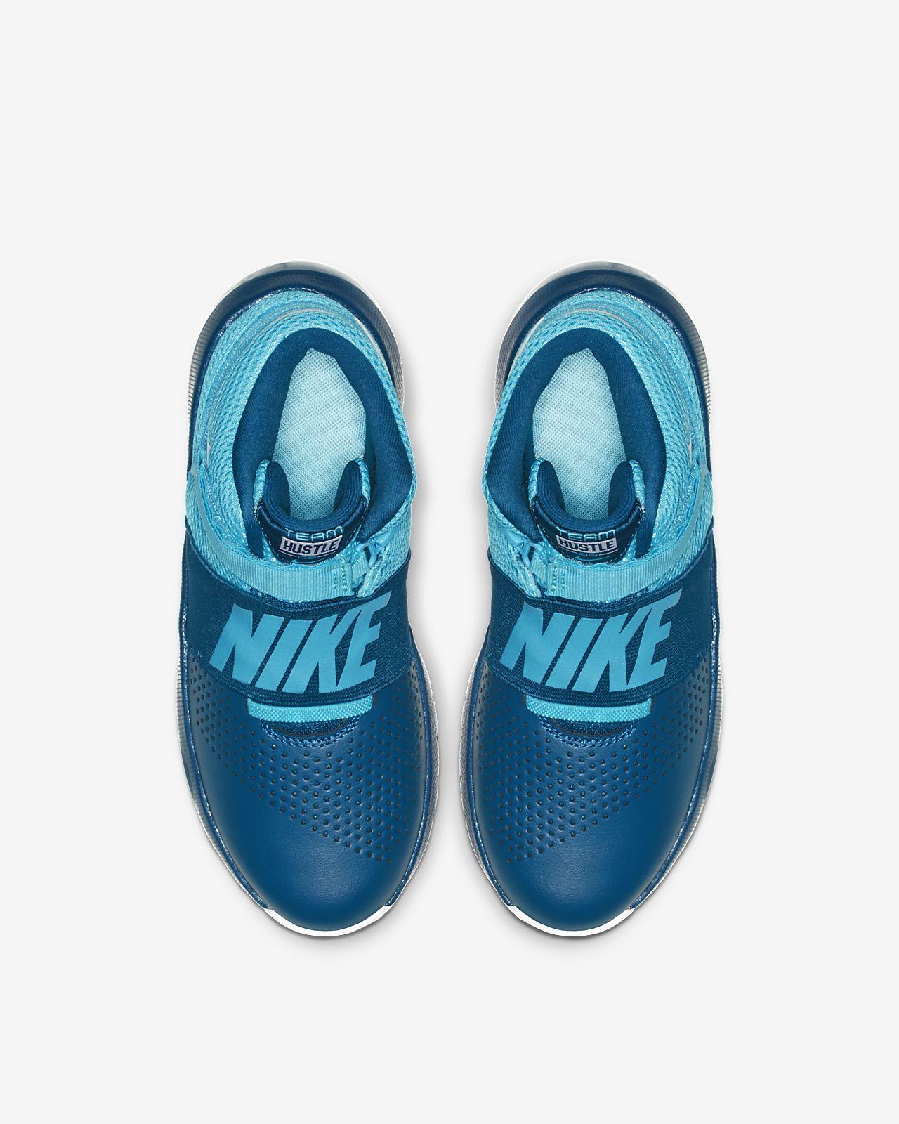 882fb42b0 Nike Team Hustle D 8 FlyEase Zapatillas de baloncesto - Niño a. Nike ...