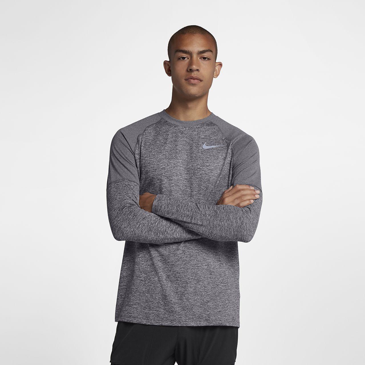 Nike Camiseta de running - Hombre