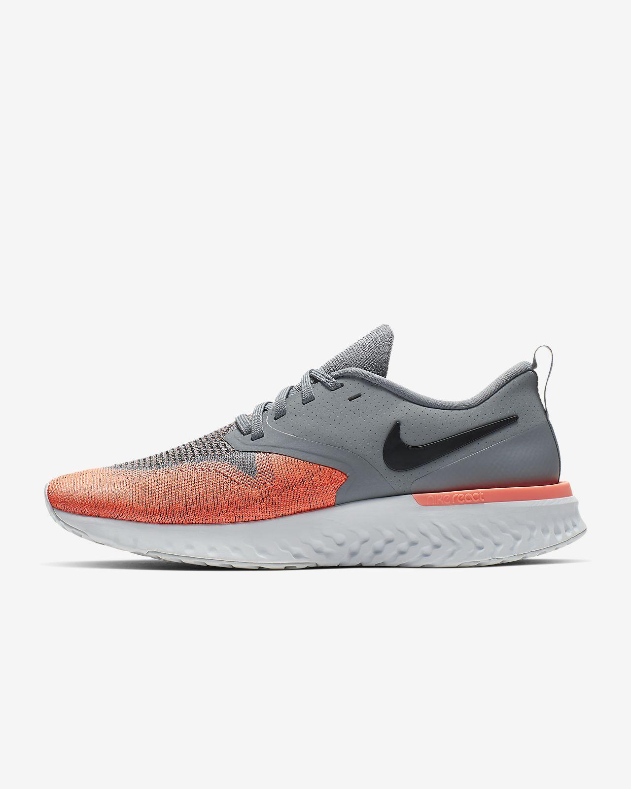 Nike Odyssey React Flyknit 2 løbesko til kvinder
