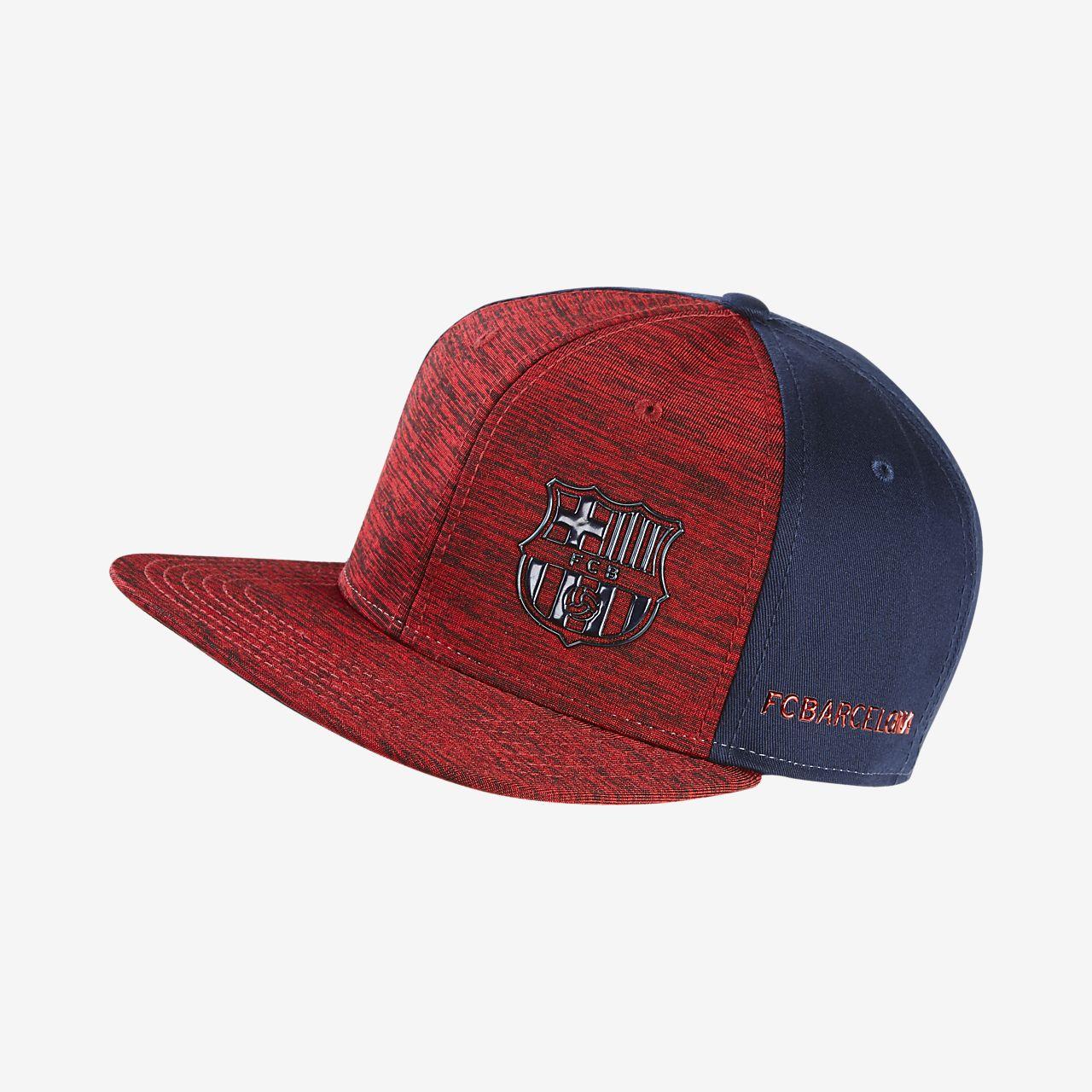 2021ab3a948 FC Barcelona Adjustable Hat. Nike.com GB