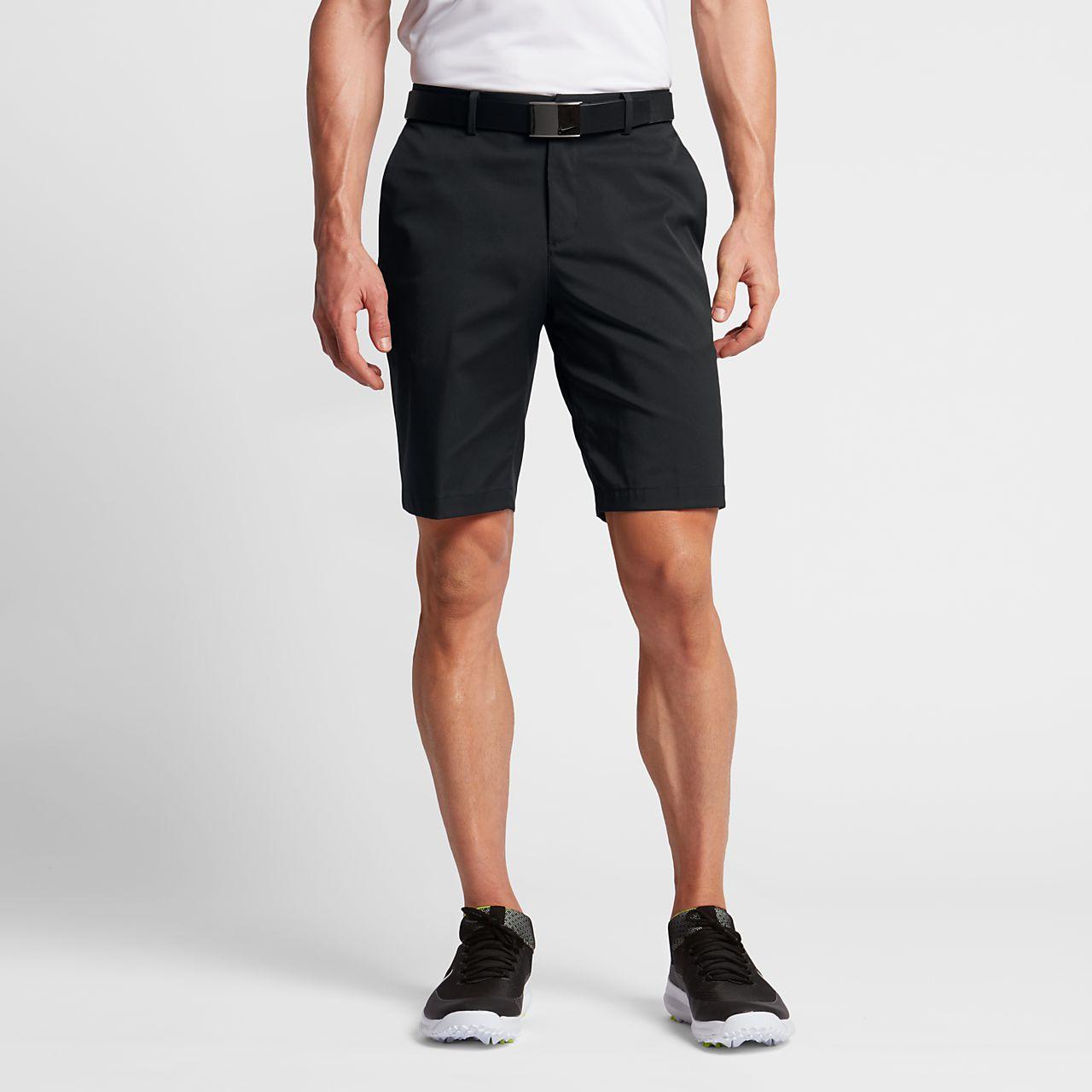 Nike Flat Front Herren-Golfshorts (ca. 26,5 cm)