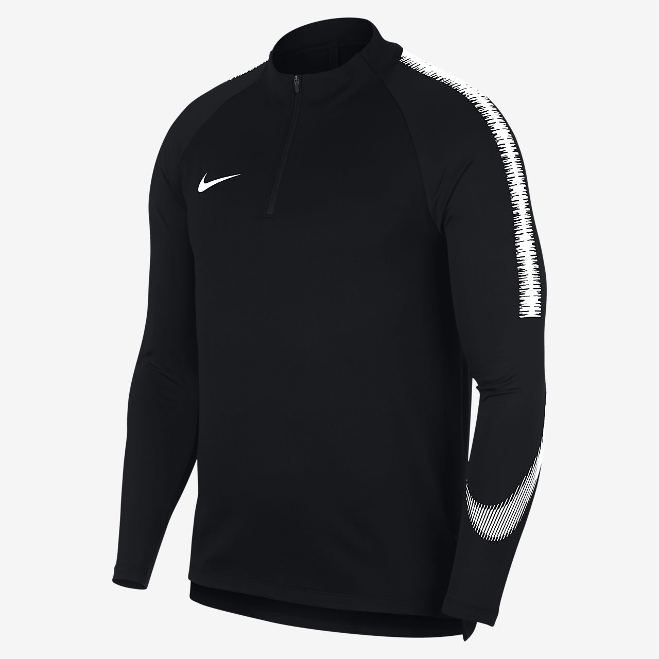Långärmad fotbollströja Nike Dri-FIT Squad Drill för män