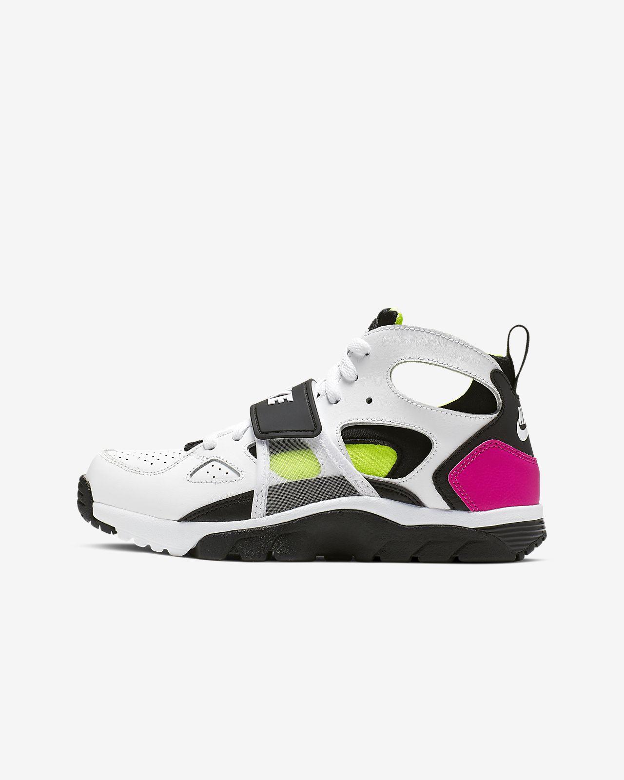 Nike Trainer Huarache Big Kids' Shoe