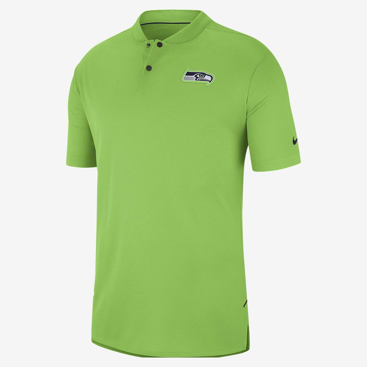 huge discount b5438 27642 Nike Dri-FIT Elite (NFL Seahawks) Men's Polo