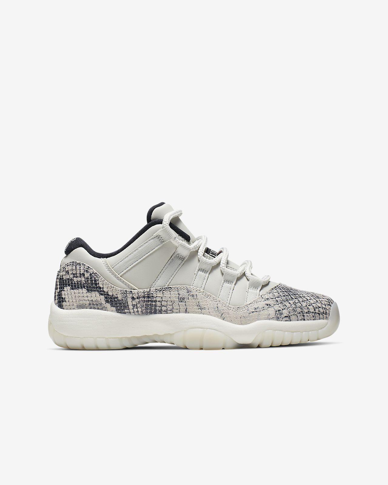 pretty nice 2defb cd9fb ... Air Jordan 11 Retro Low LE Big Kids  Shoe