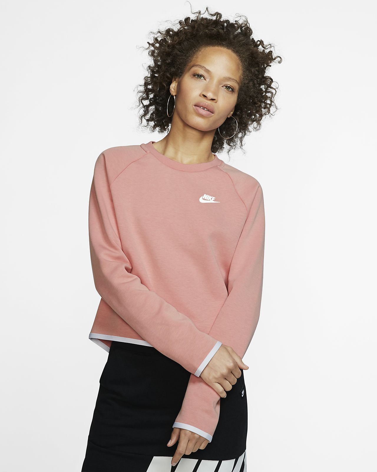 Haut Nike Sportswear Tech Fleece pour Femme