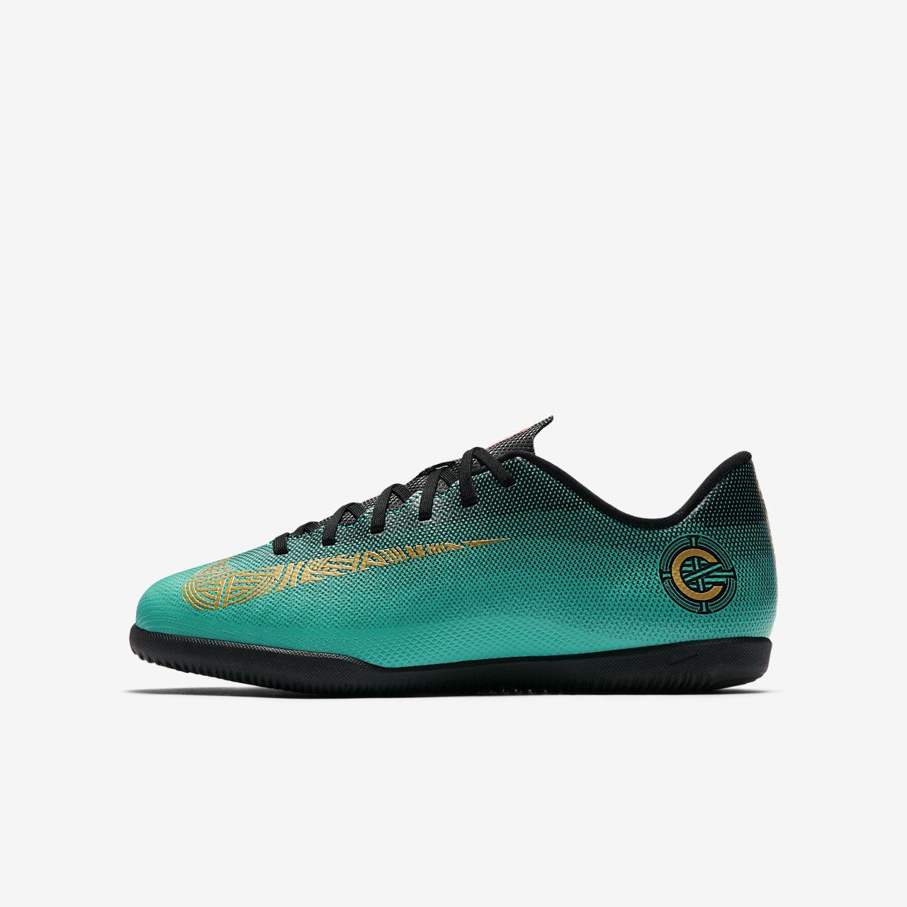 zapatillas futbol sala niños nike cr7