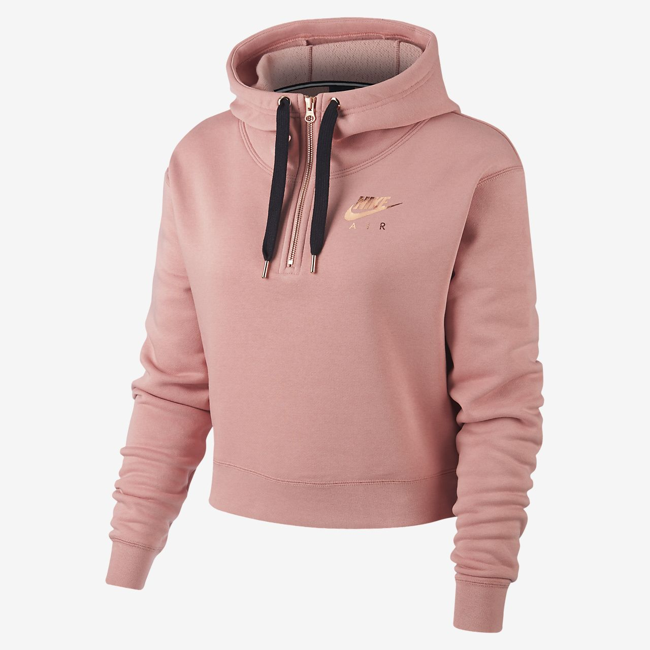 d599de03b606 Nike Air Women s Half-Zip Hoodie. Nike.com NZ