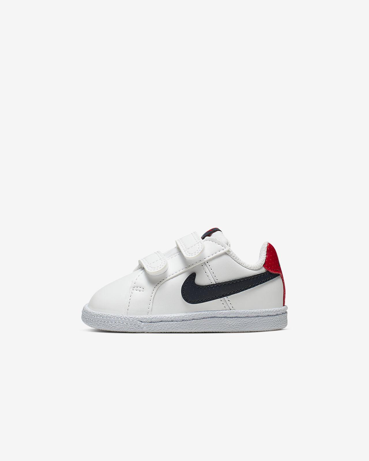 Buty dla niemowląt NikeCourt Royale