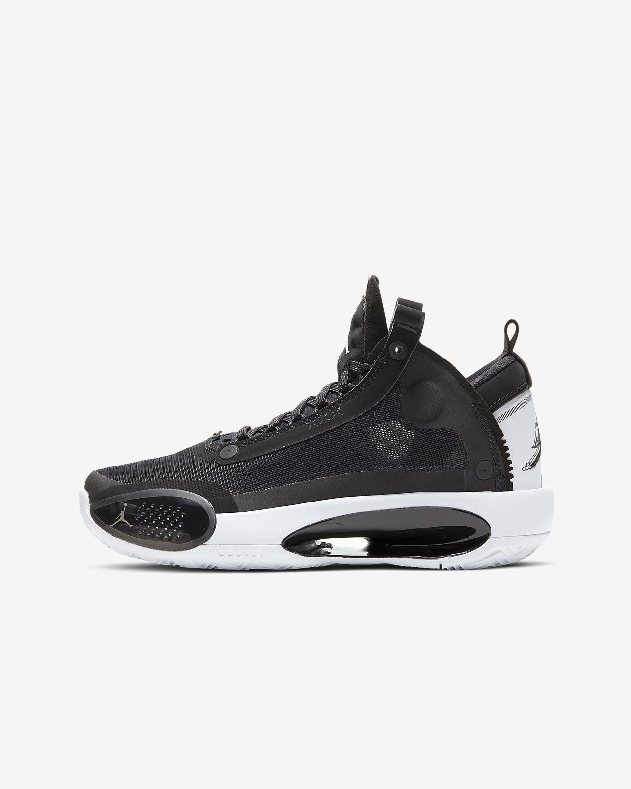 Air Jordan XXXIV Basketbalschoen voor kids