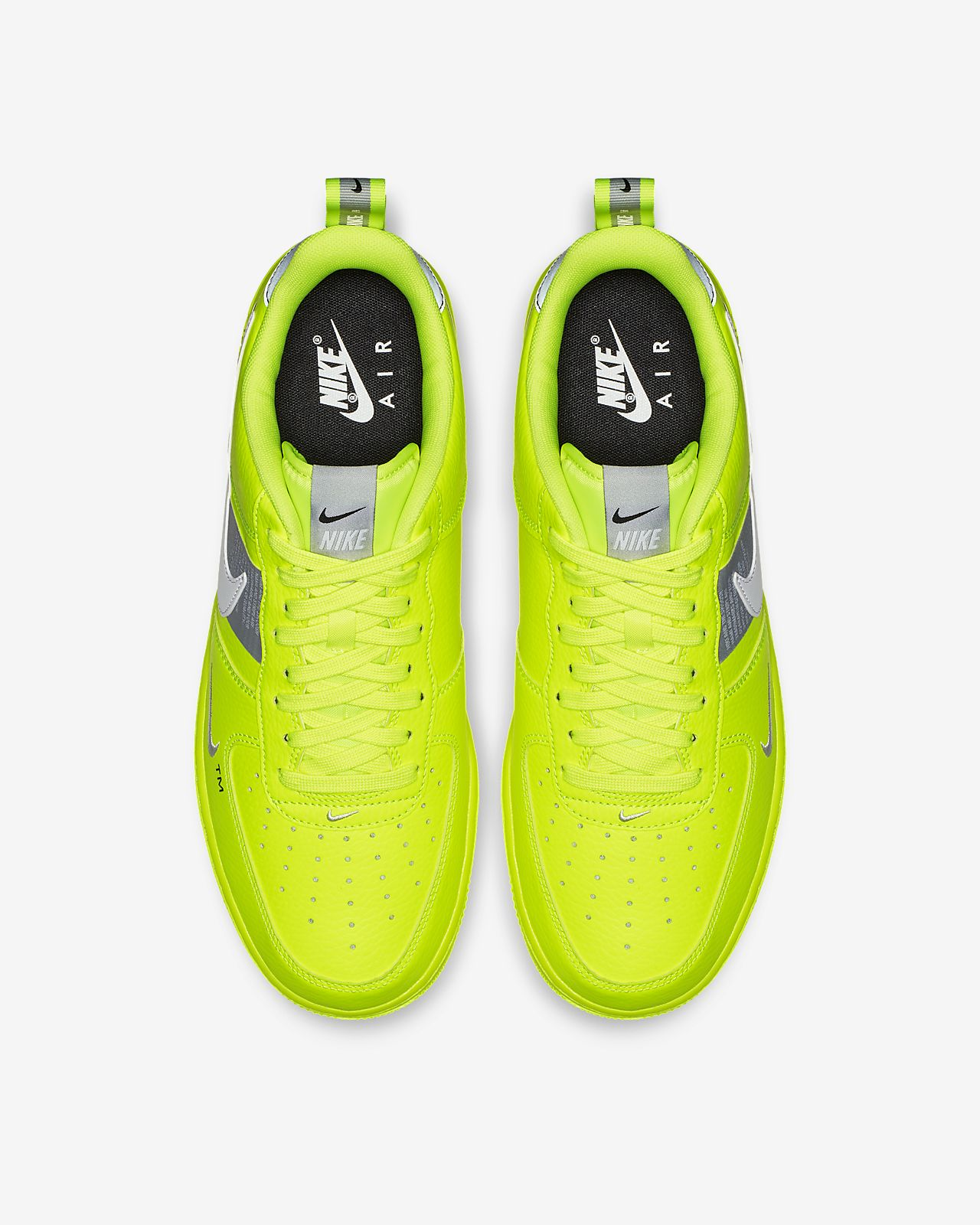 Nike Air Force 1 Low Utility Bright Volt AJ7747 700 On Sale